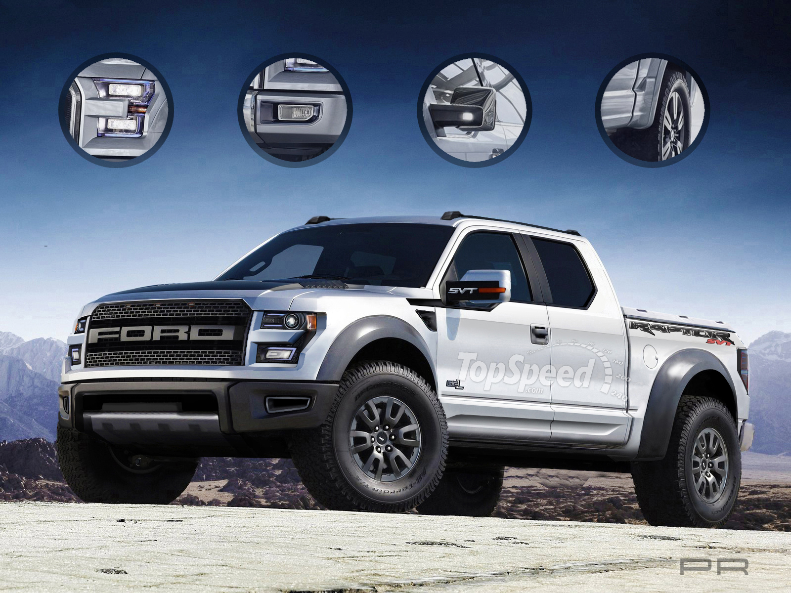 debuts photos supercrew f introduces joe hinrichs cab inspired baja caradvice price dual in raptor detroit new ford