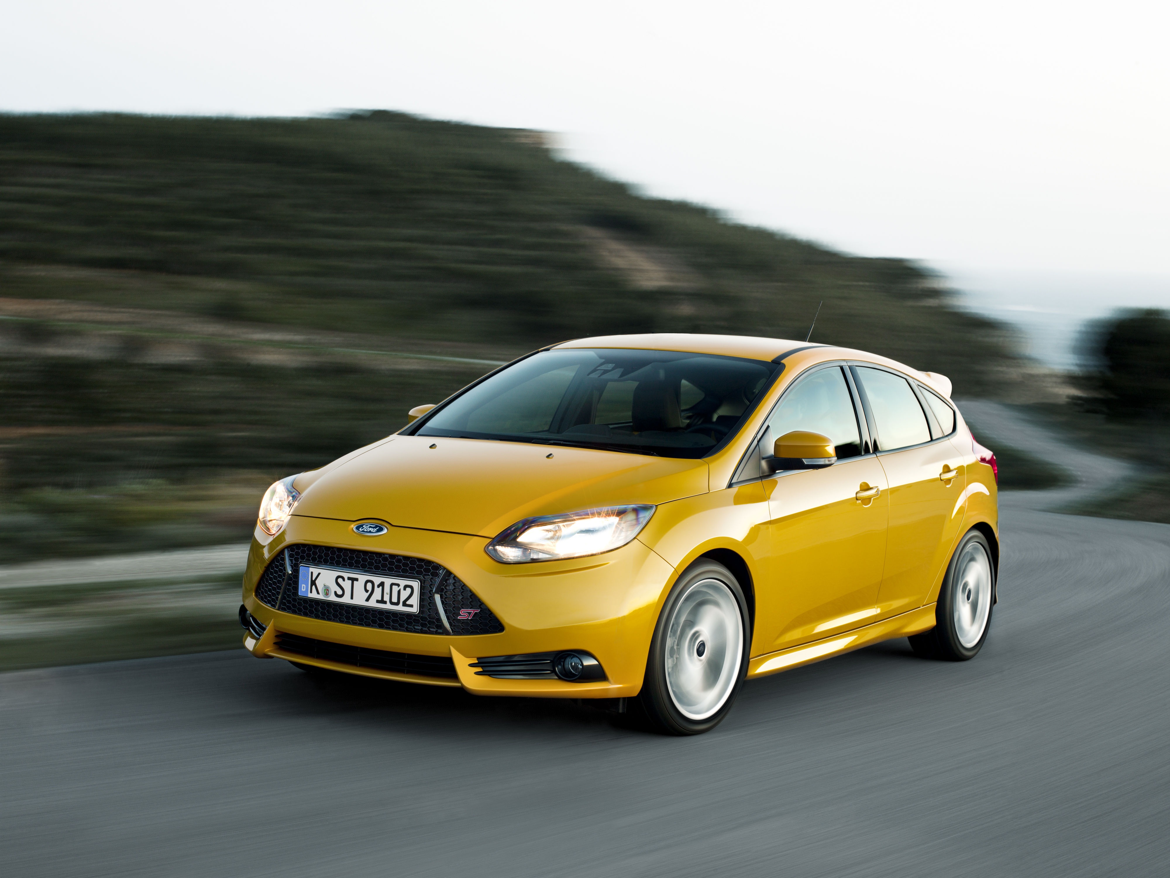 2013 ford focus st mountune review top speed. Black Bedroom Furniture Sets. Home Design Ideas