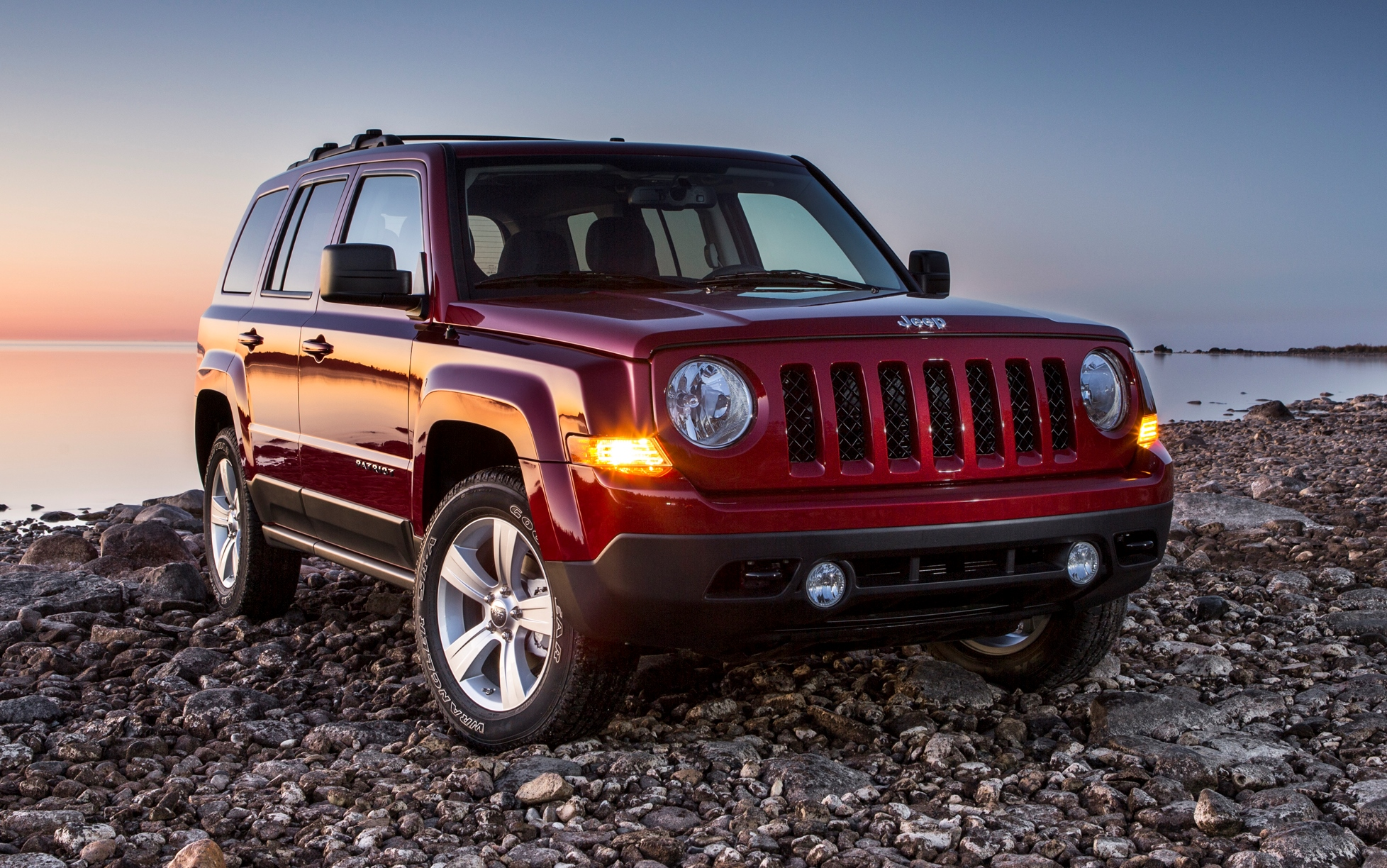 2014 jeep patriot review - top speed