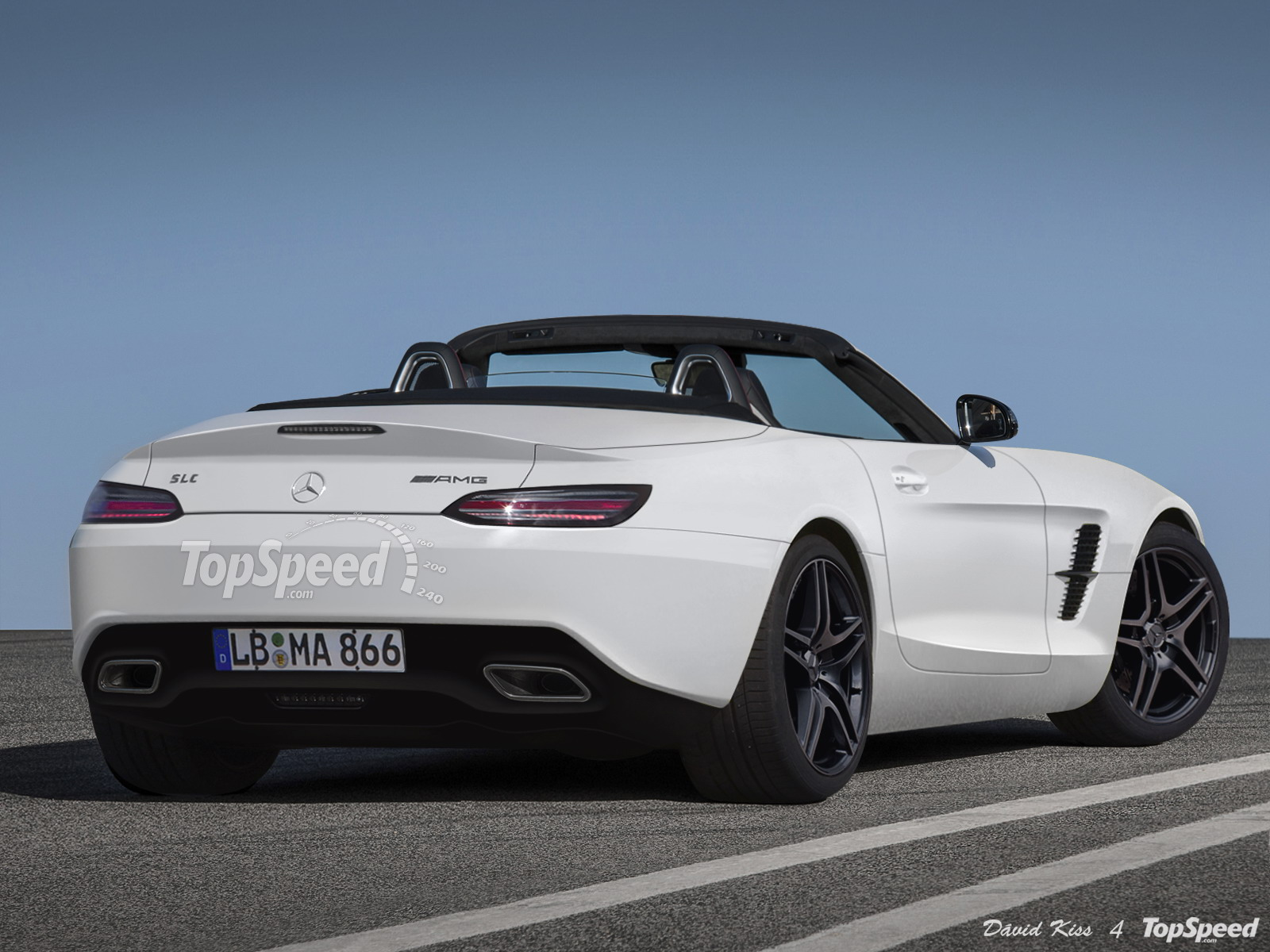 2015 Mercedes Slc Roadster Top Speed