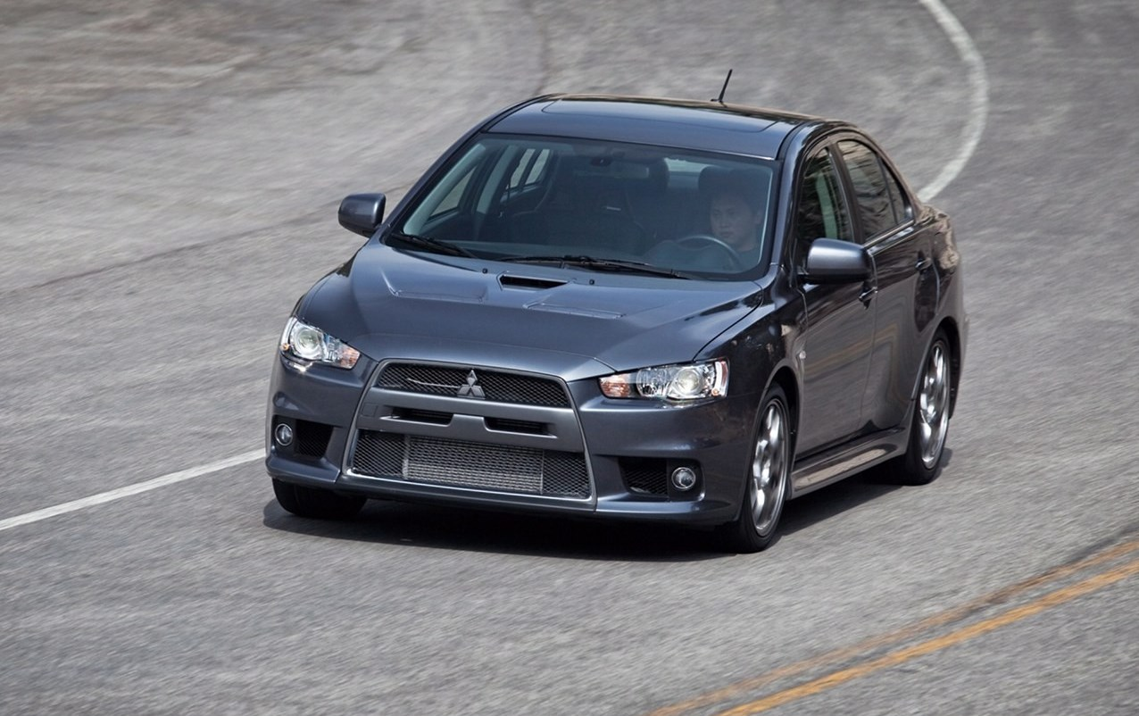mitsubishi lancer evo x will be axed at the end of the year news top speed. Black Bedroom Furniture Sets. Home Design Ideas