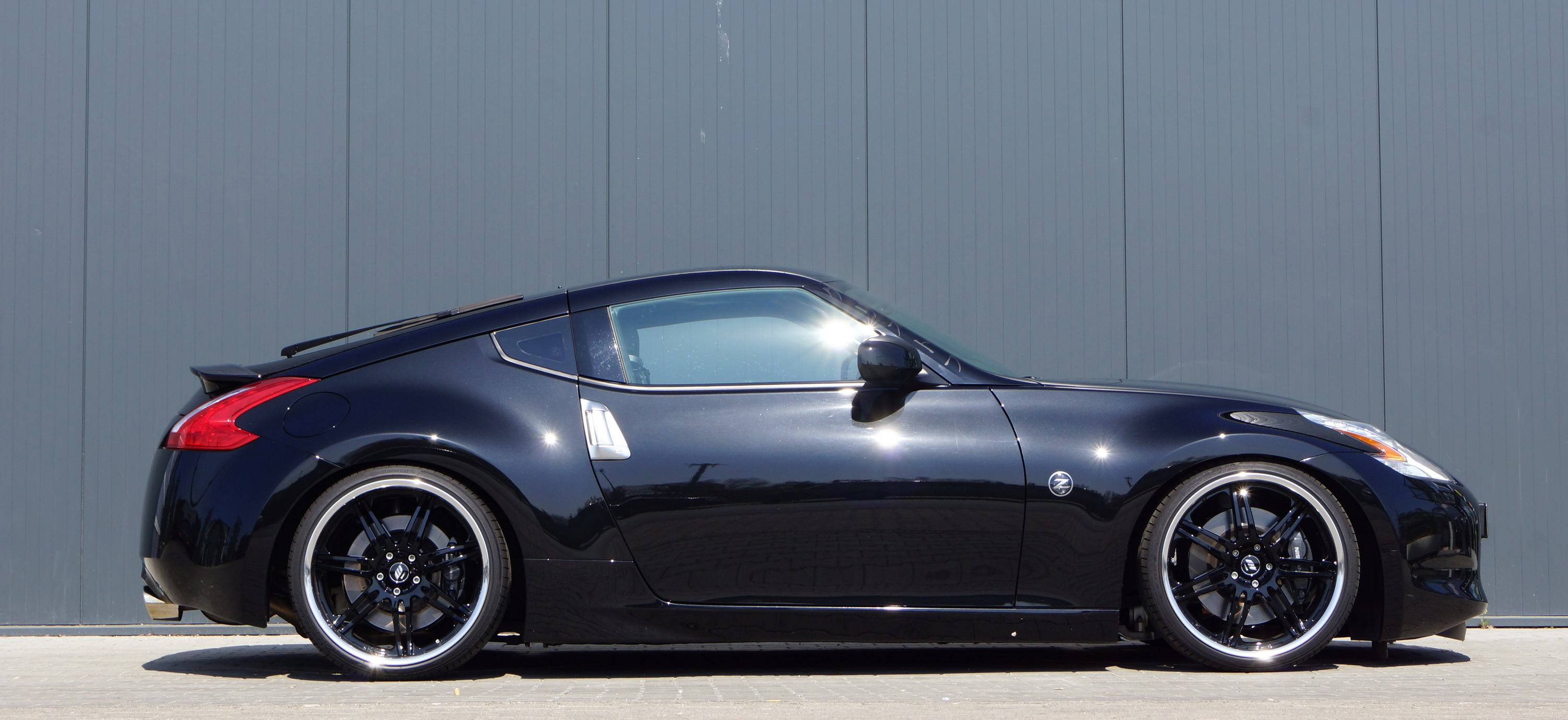 2013 nissan 370z by senner tuning review top speed. Black Bedroom Furniture Sets. Home Design Ideas