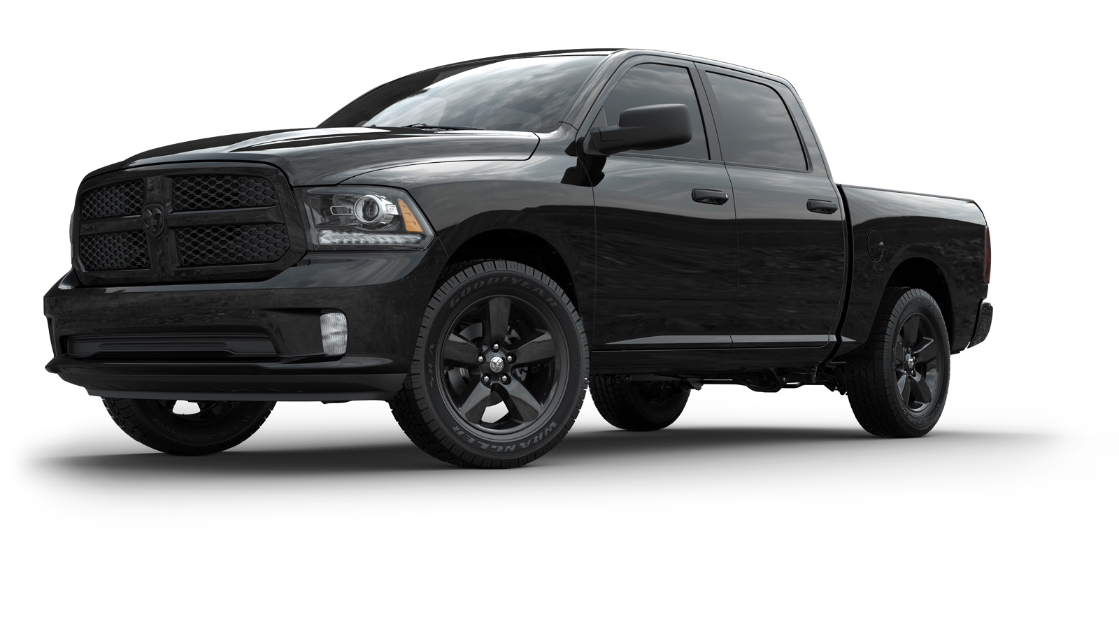 Black Dodge Ram >> 2014 Ram 1500 Black Express Edition Top Speed