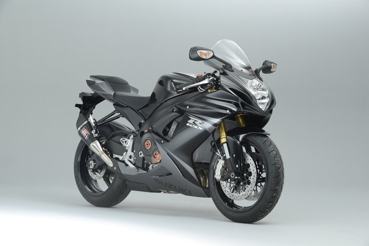 Suzuki Announces Limited Edition GSX-R750s Packed With Yoshimura