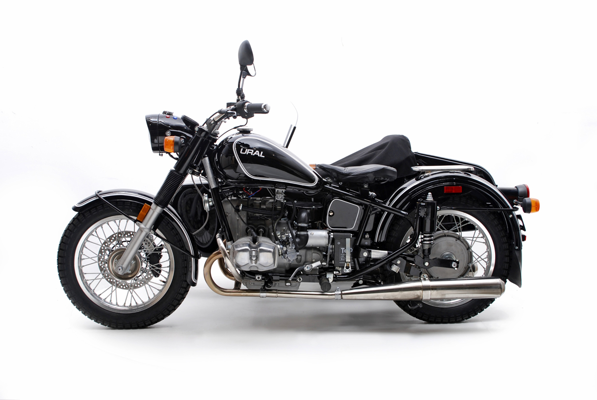 2013 Ural Retro Review Top Speed