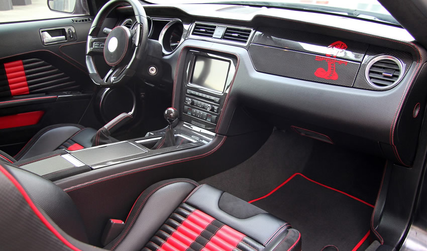 2013 Ford Mustang Shelby Gt500 Super Venom Edition By Anderson