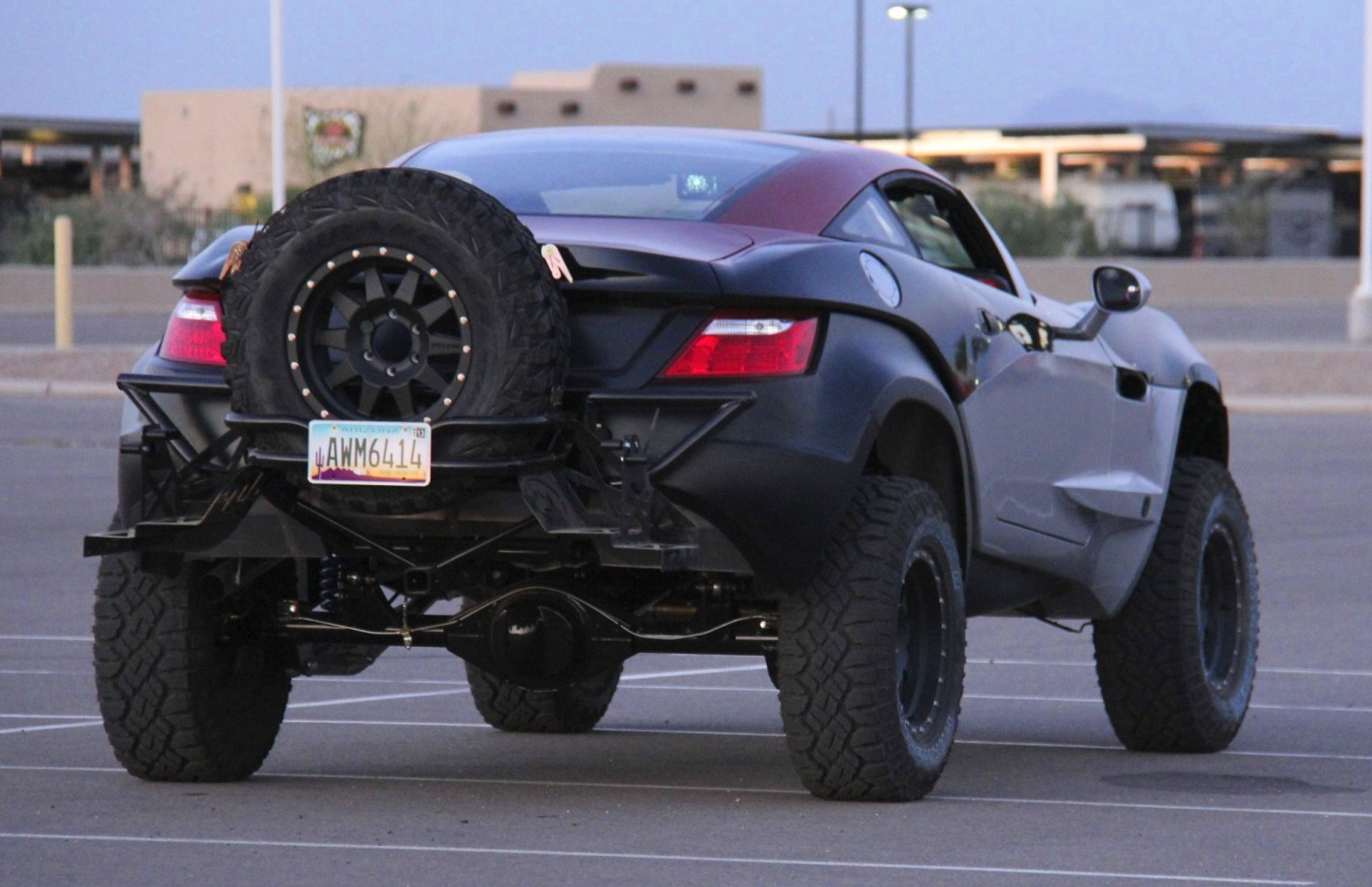 2013 Local Motors Rally Fighter Review - Top Speed