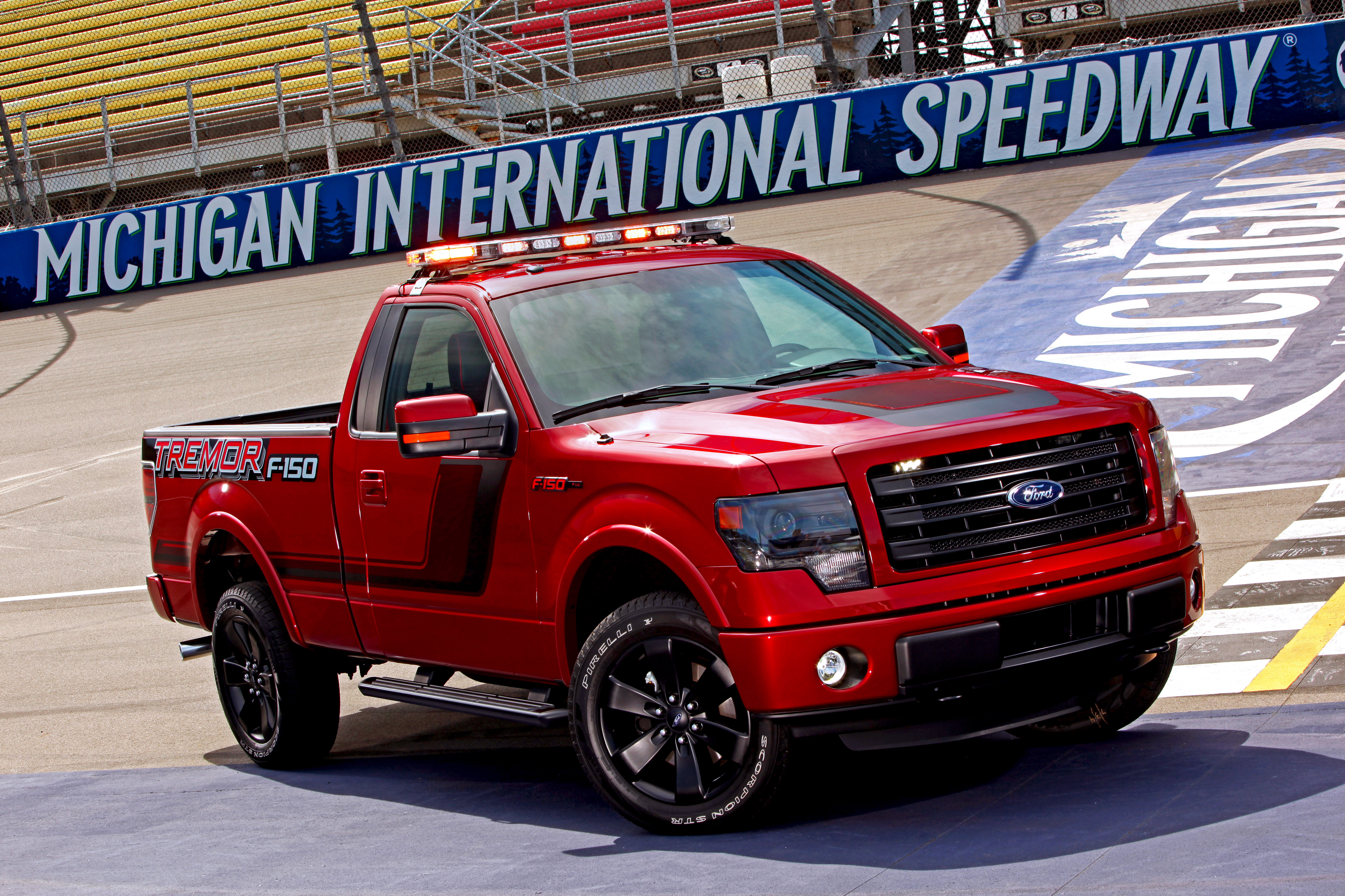 Ram 1500 Rt >> 2014 Ford F-150 Tremor Pace Truck | Top Speed