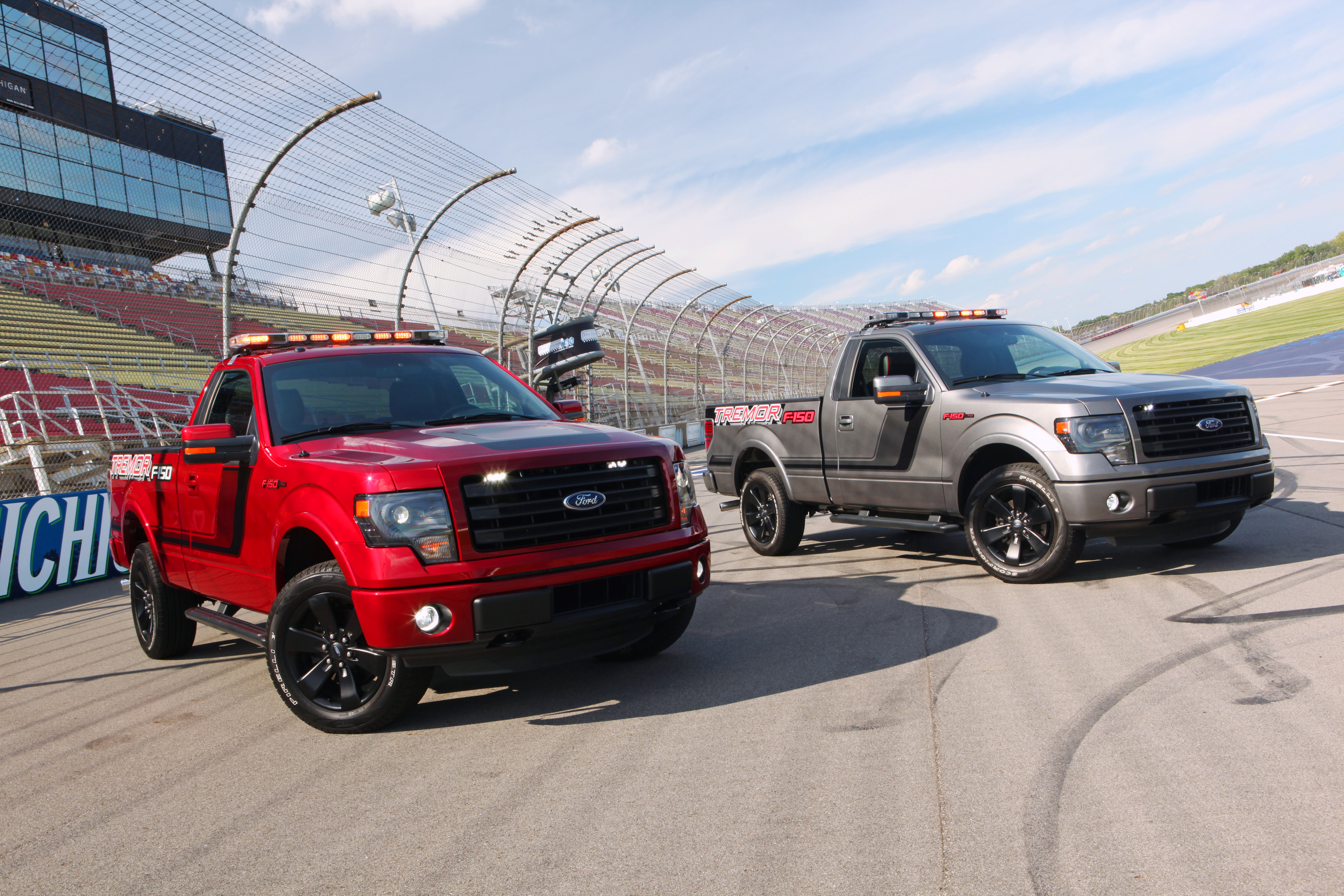 F 150 Tremor >> 2014 Ford F 150 Tremor Pace Truck Top Speed