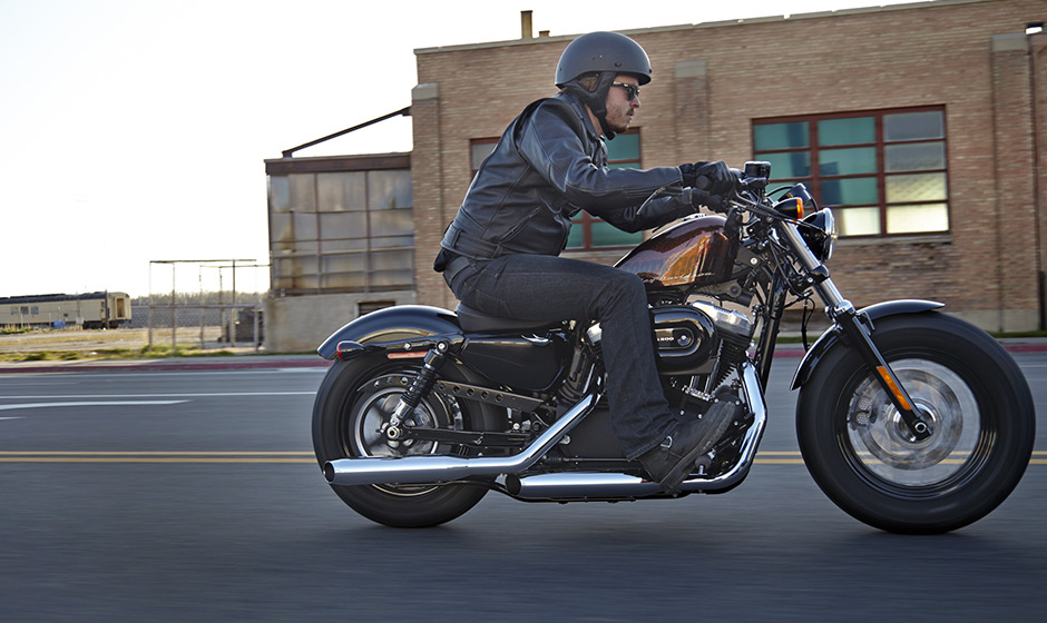 2014 Harley Davidson Forty-Eight | Top Speed