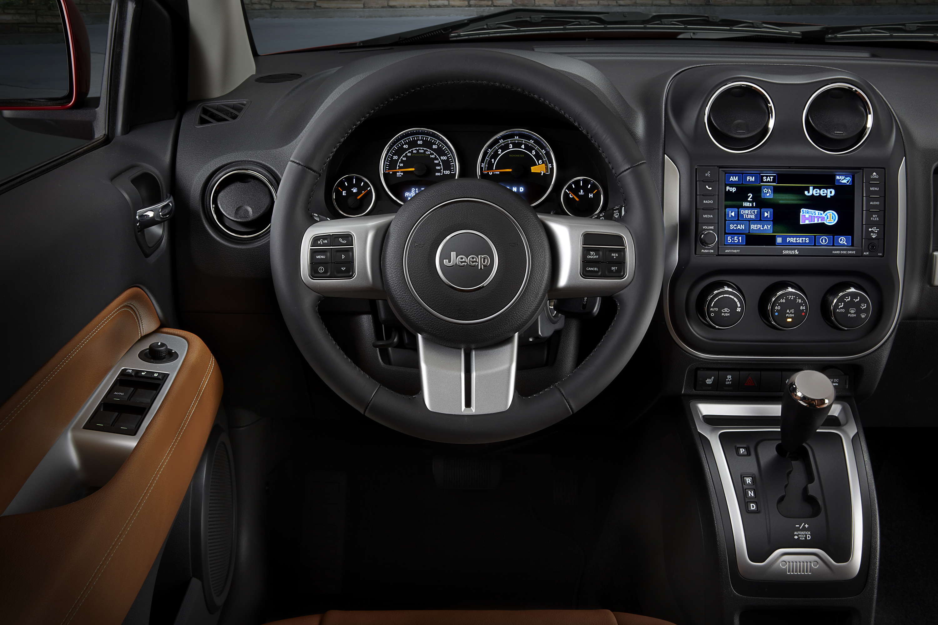 2014 Jeep Compass   Top Speed. »