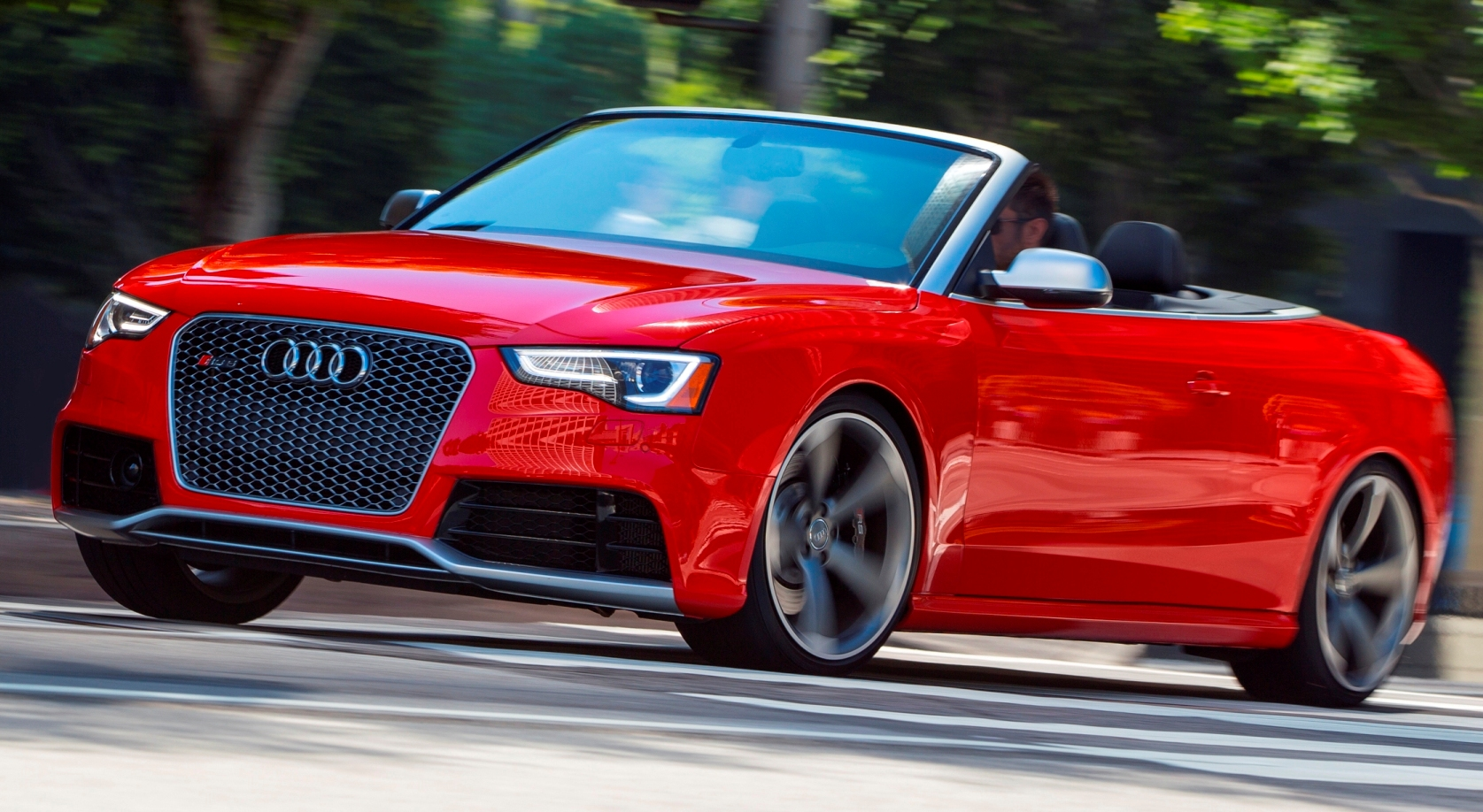 2014 Audi RS5 Cabriolet | Top Speed. »