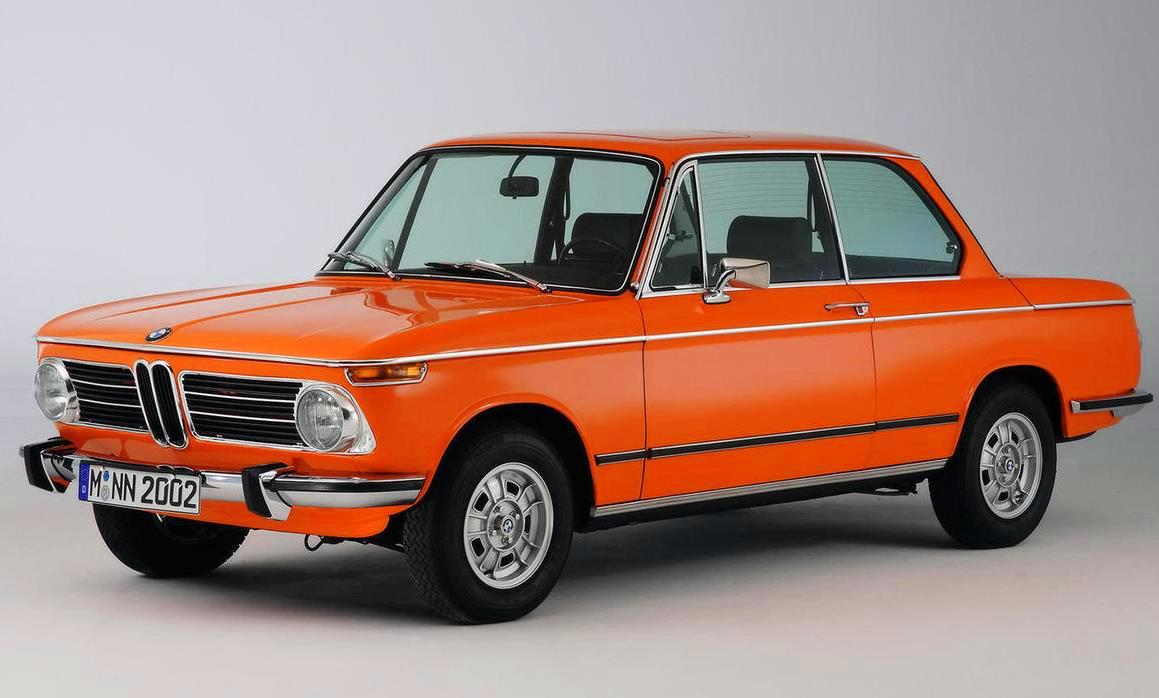 1972 - 1974 BMW 2002tii Review - Top Speed