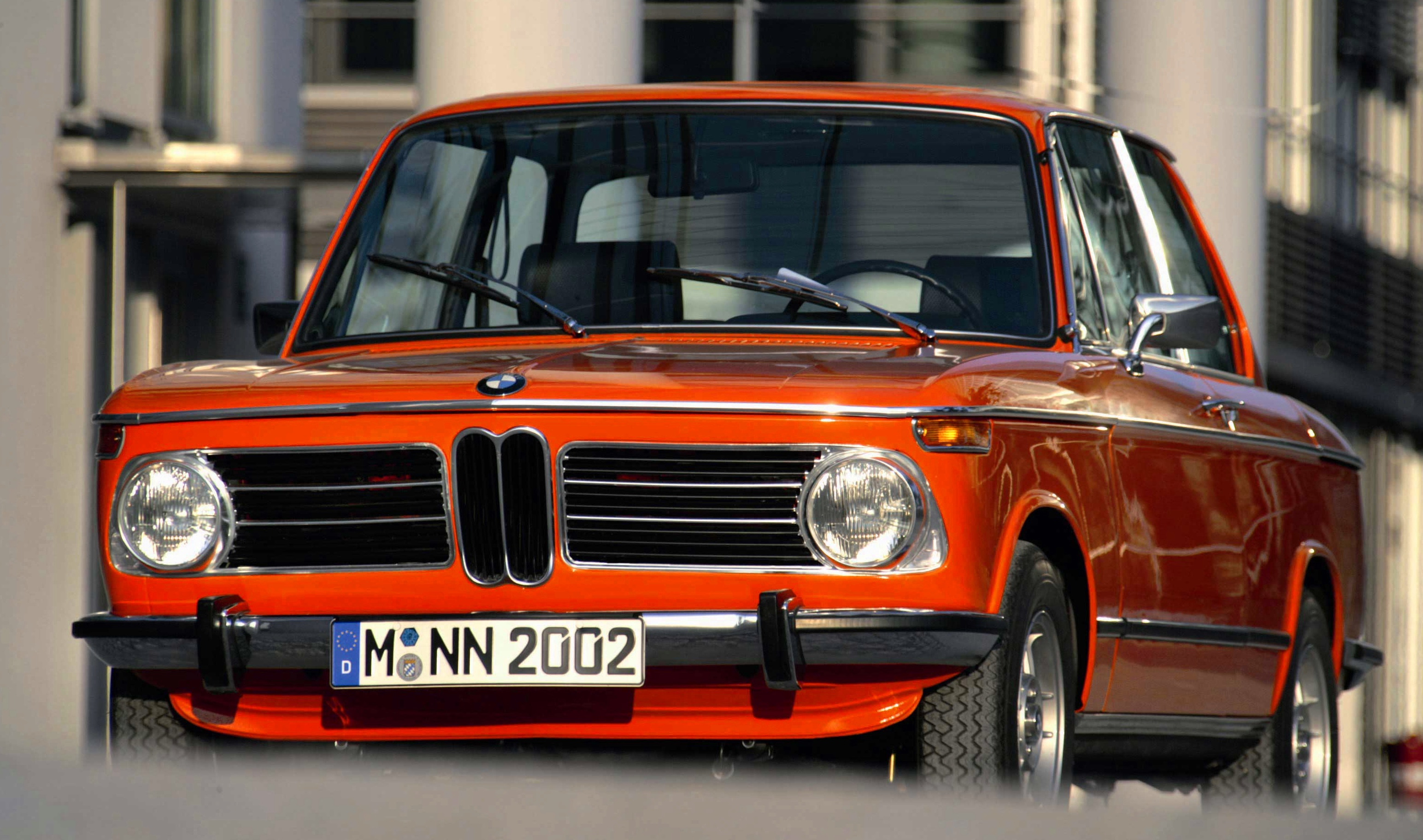 1972 1974 Bmw 2002tii Top Speed