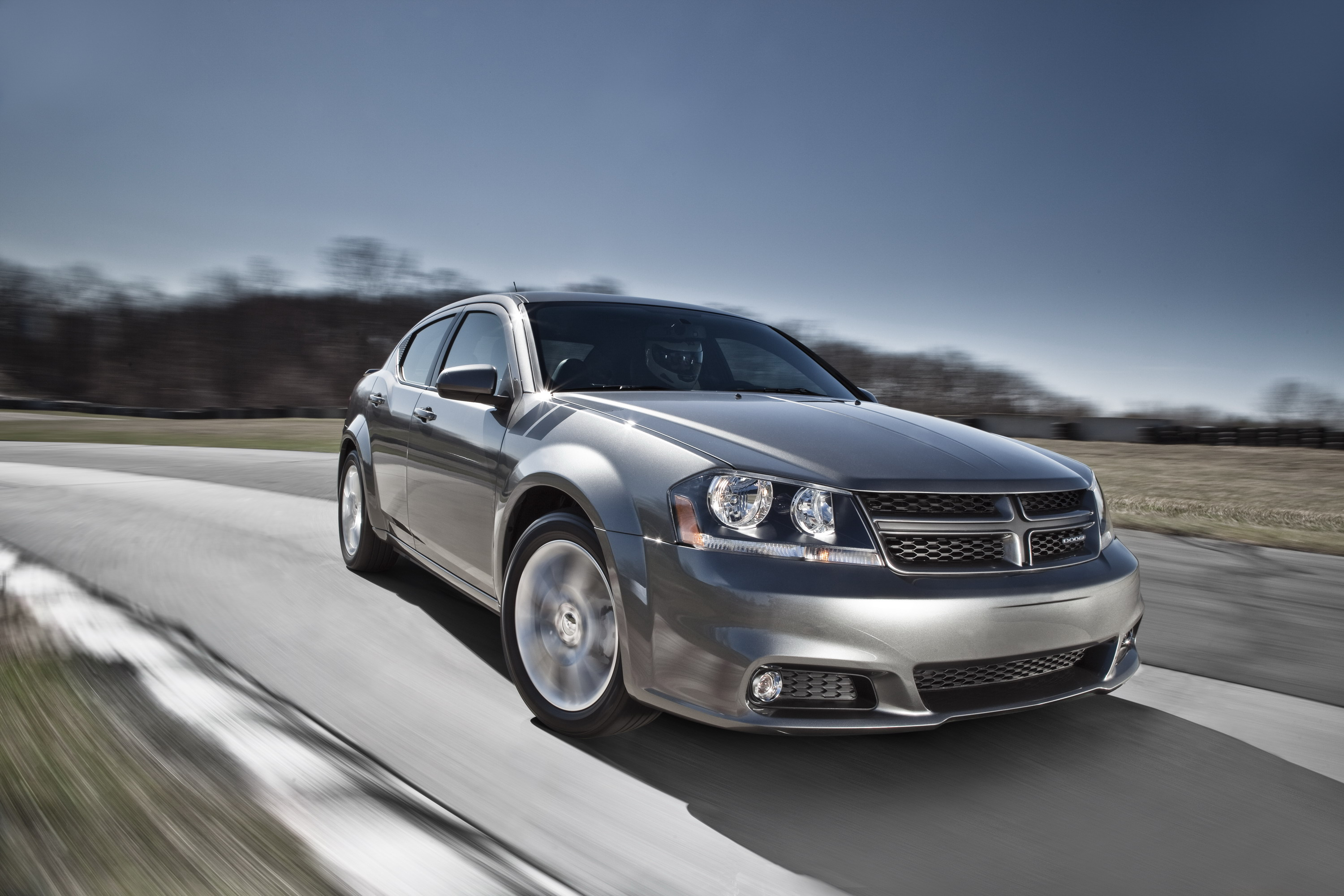 2013 Dodge Avenger Top Speed