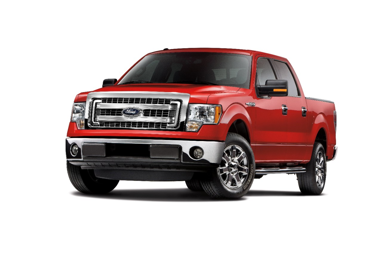 2014 Ford F 150 Top Speed
