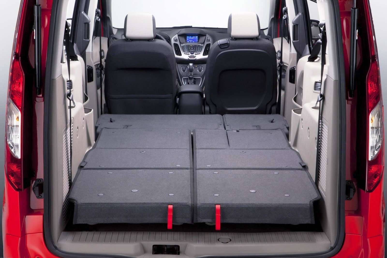Ford Transit Connect Wagon Top Speed