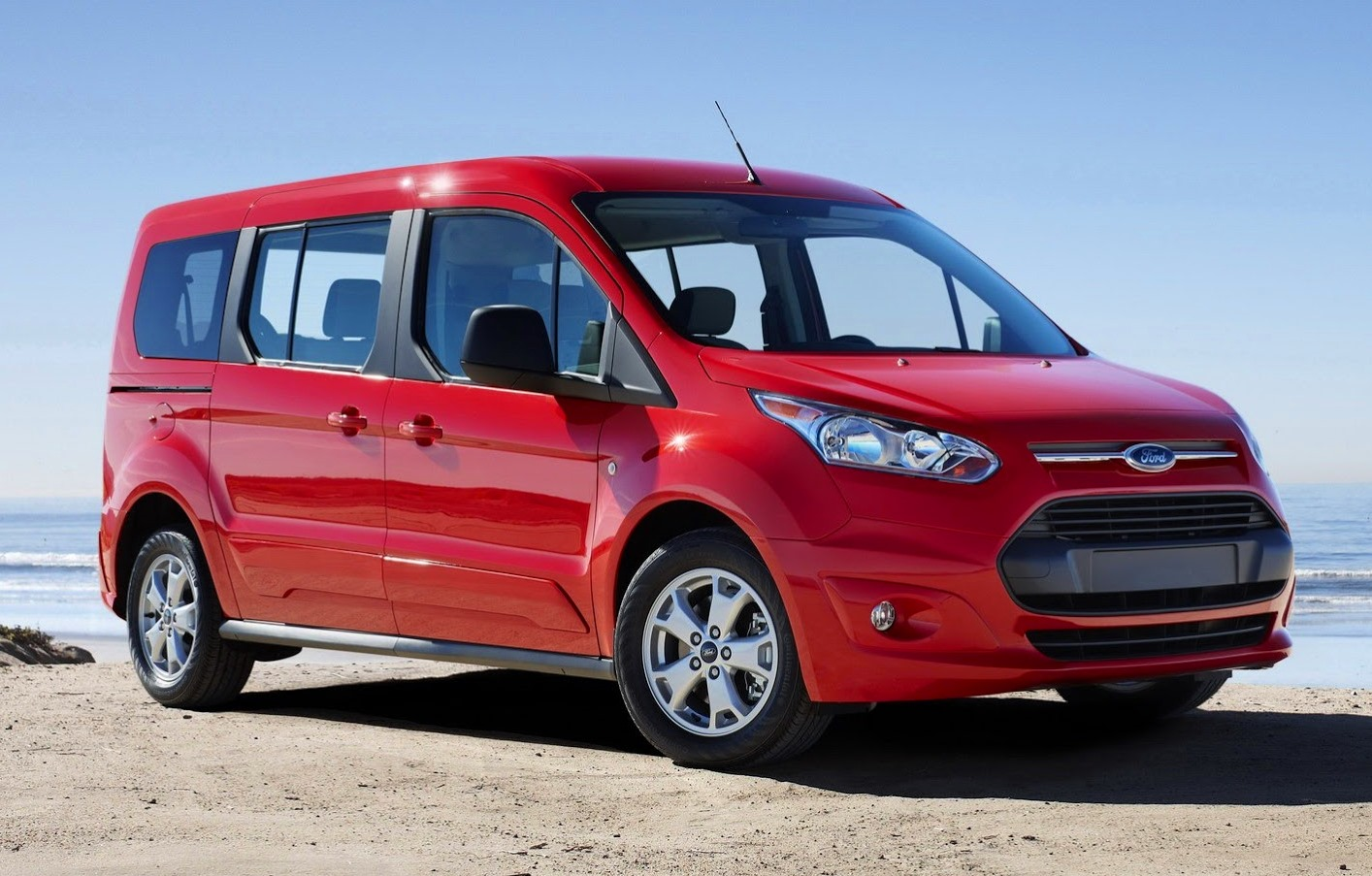 Ford Transit Wagon >> 2014 Ford Transit Connect Wagon | Top Speed