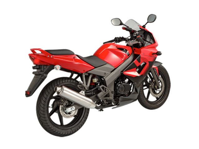 2013 Kymco Quannon 125 Review - Top Speed
