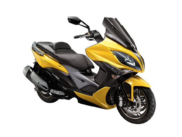 2013 Kymco Xciting 400i Pictures, Photos, Wallpapers