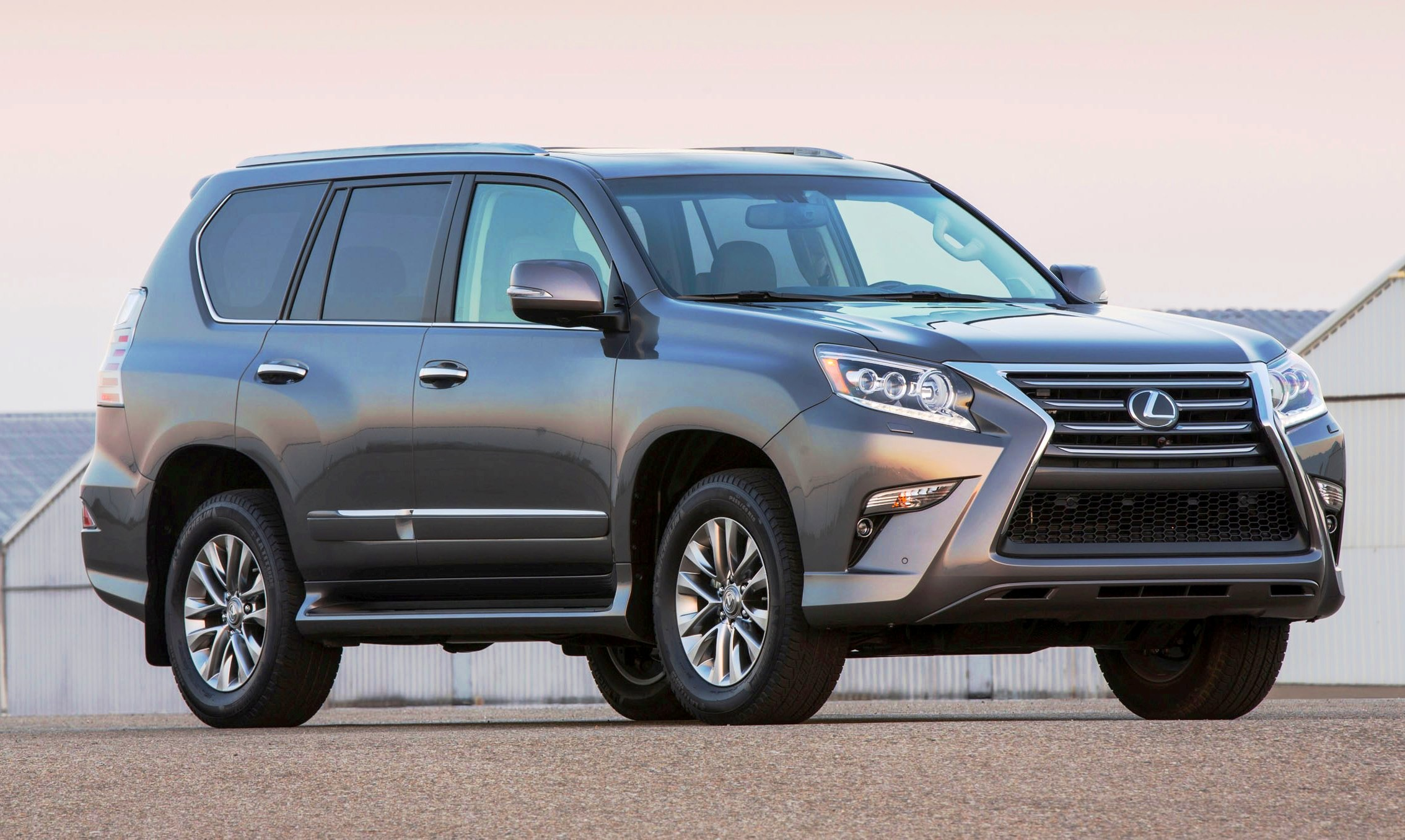 New Lexus Suv >> 2014 Lexus GX 460 Review - Top Speed