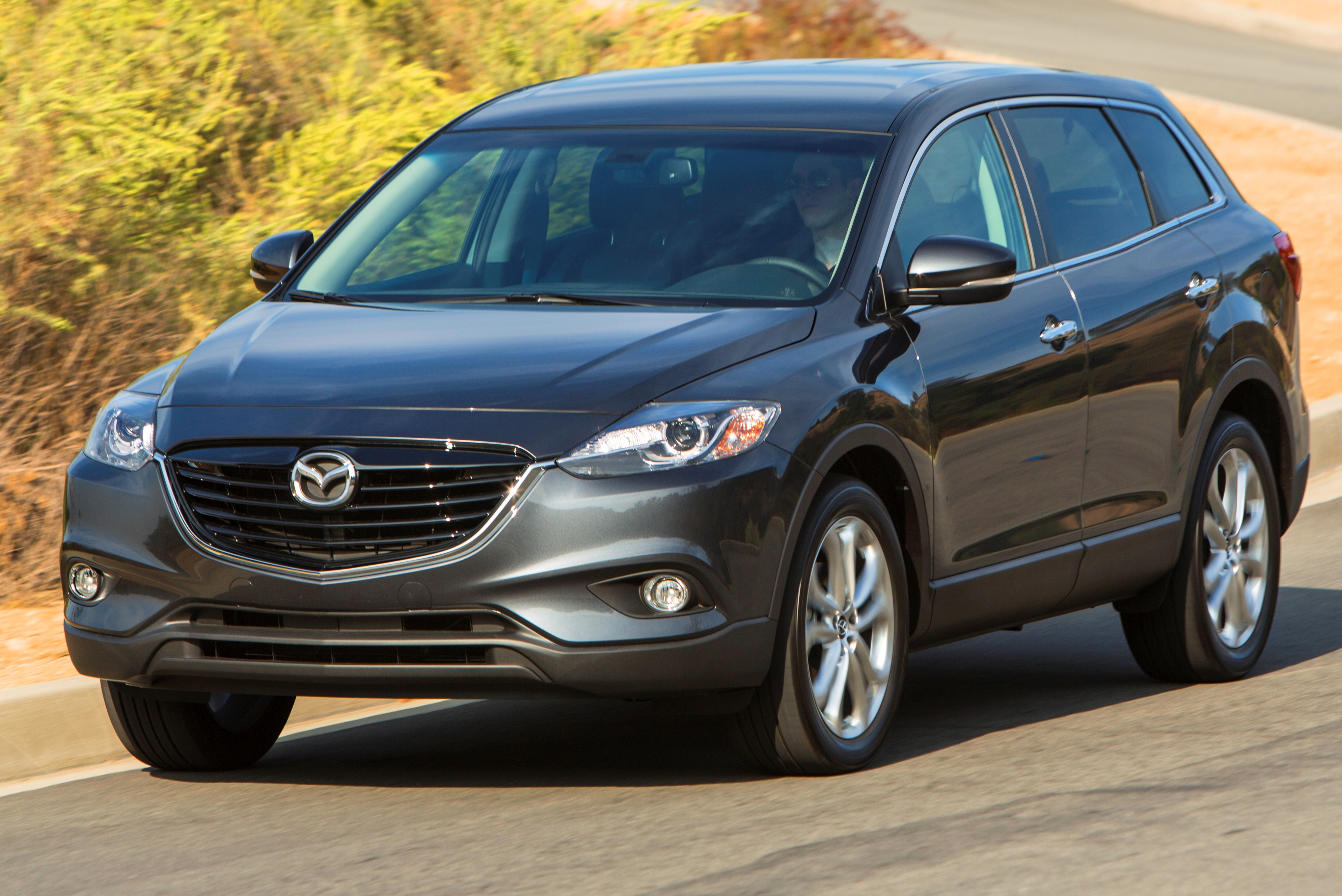 2013 Mazda CX 9 | Top Speed. »