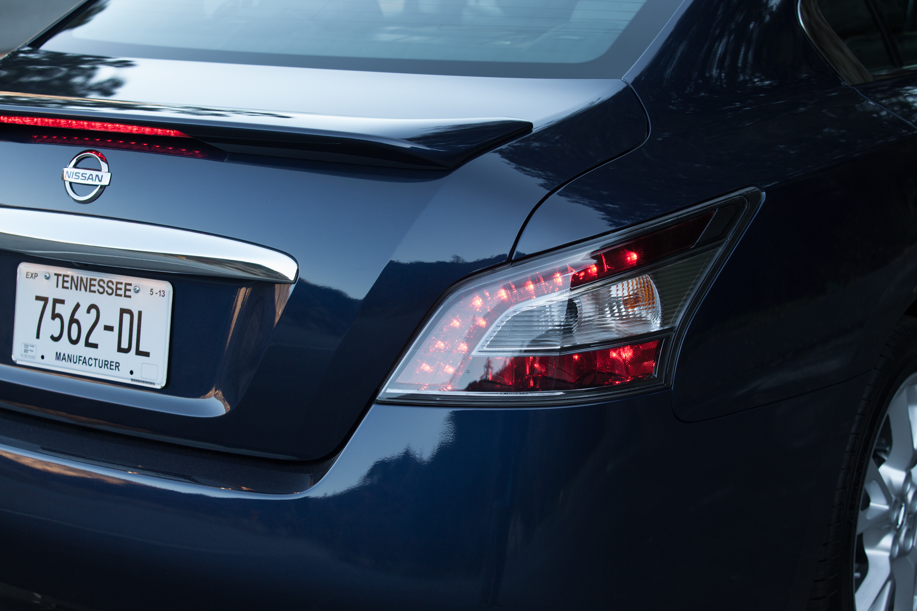 2014 Nissan Maxima Review   Top Speed. »
