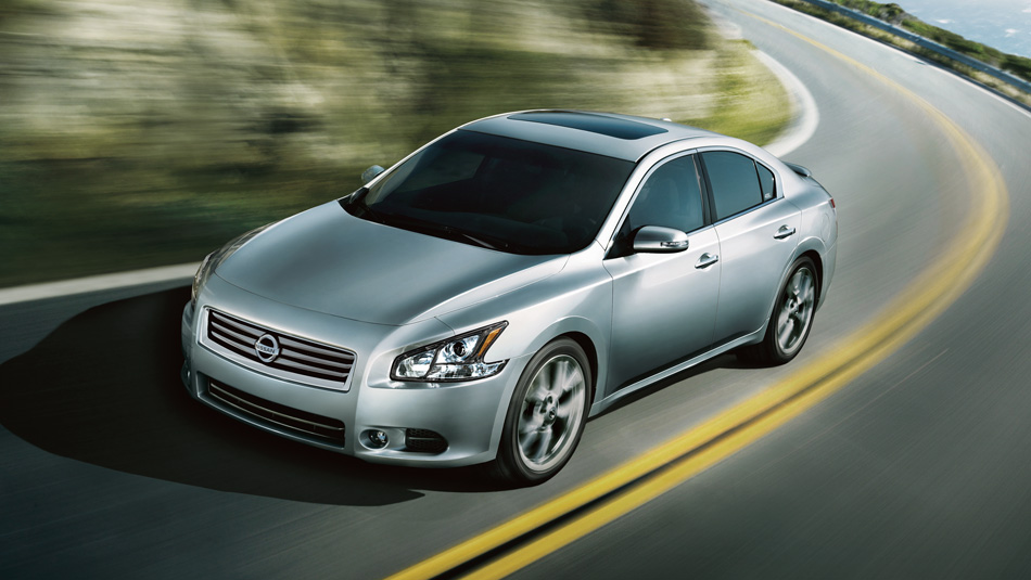 2014 Nissan Maxima | Top Speed. »