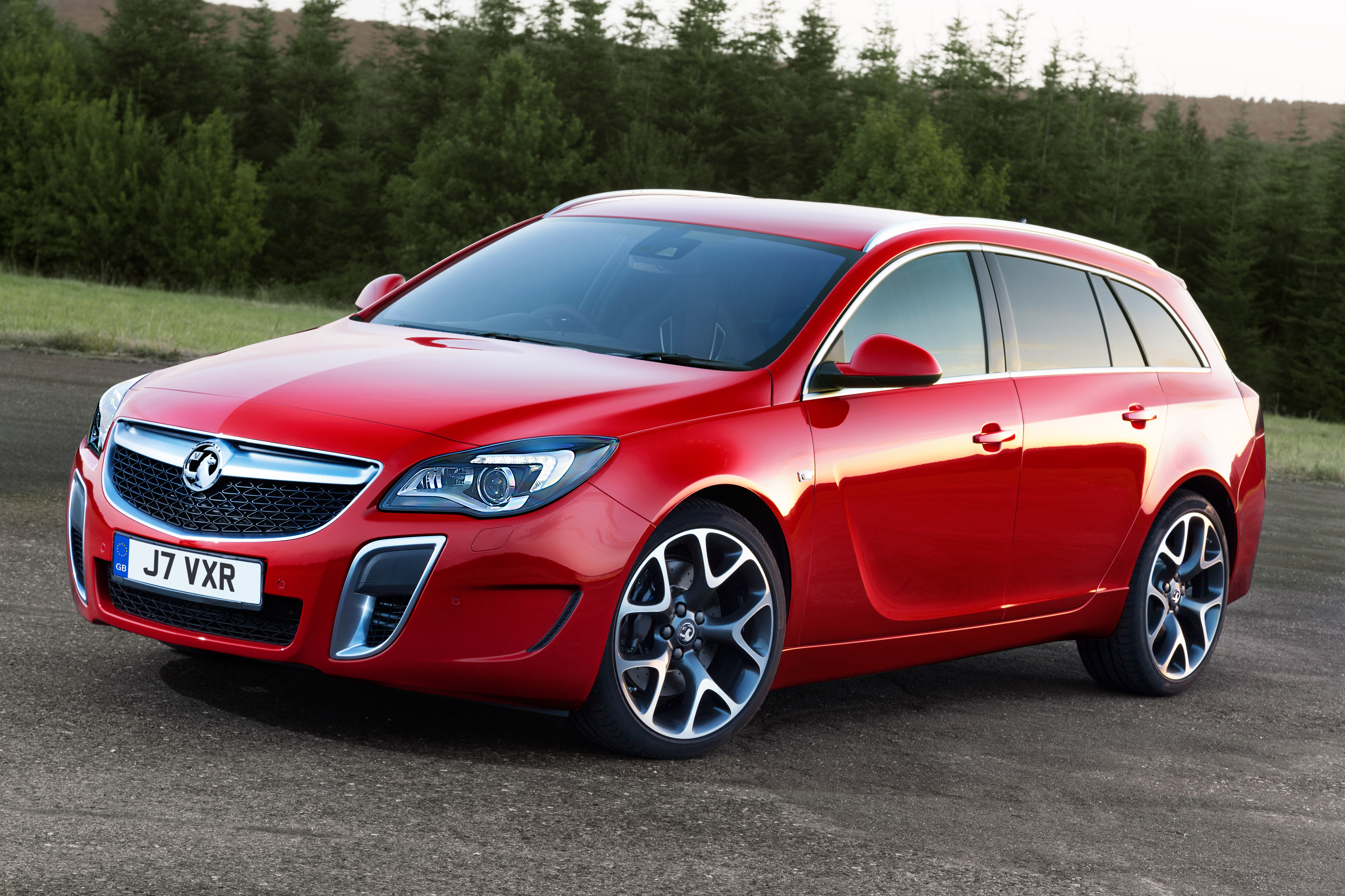 2013 Vauxhall Insignia VXR SuperSport | Top Speed