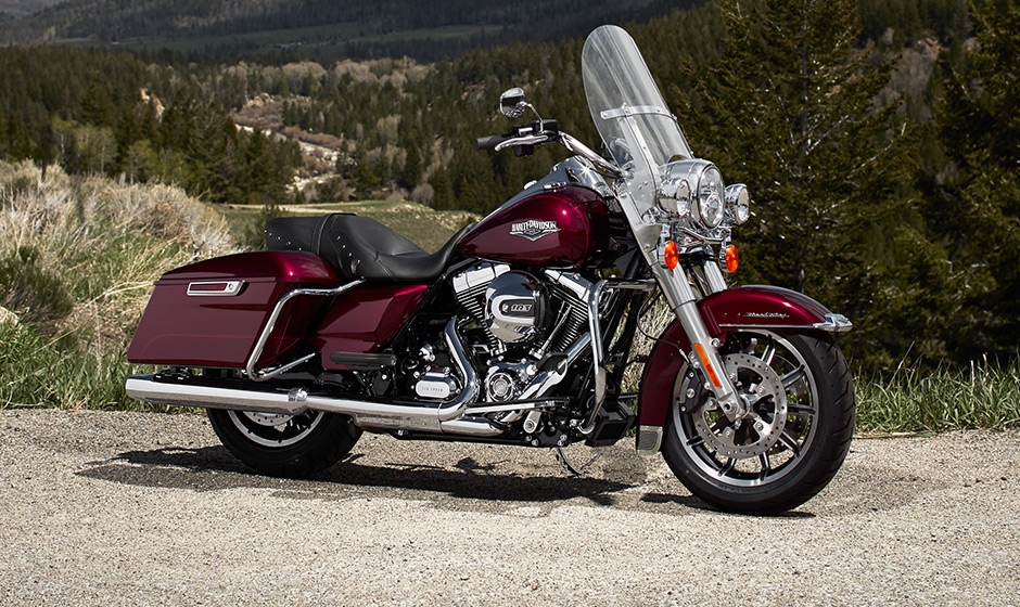 2014 Harley Davidson Road King Review