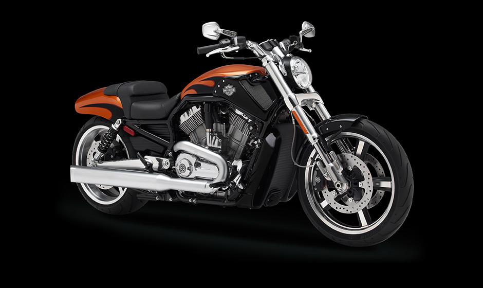 2014 Harley Davidson V-Rod Muscle | Top Speed