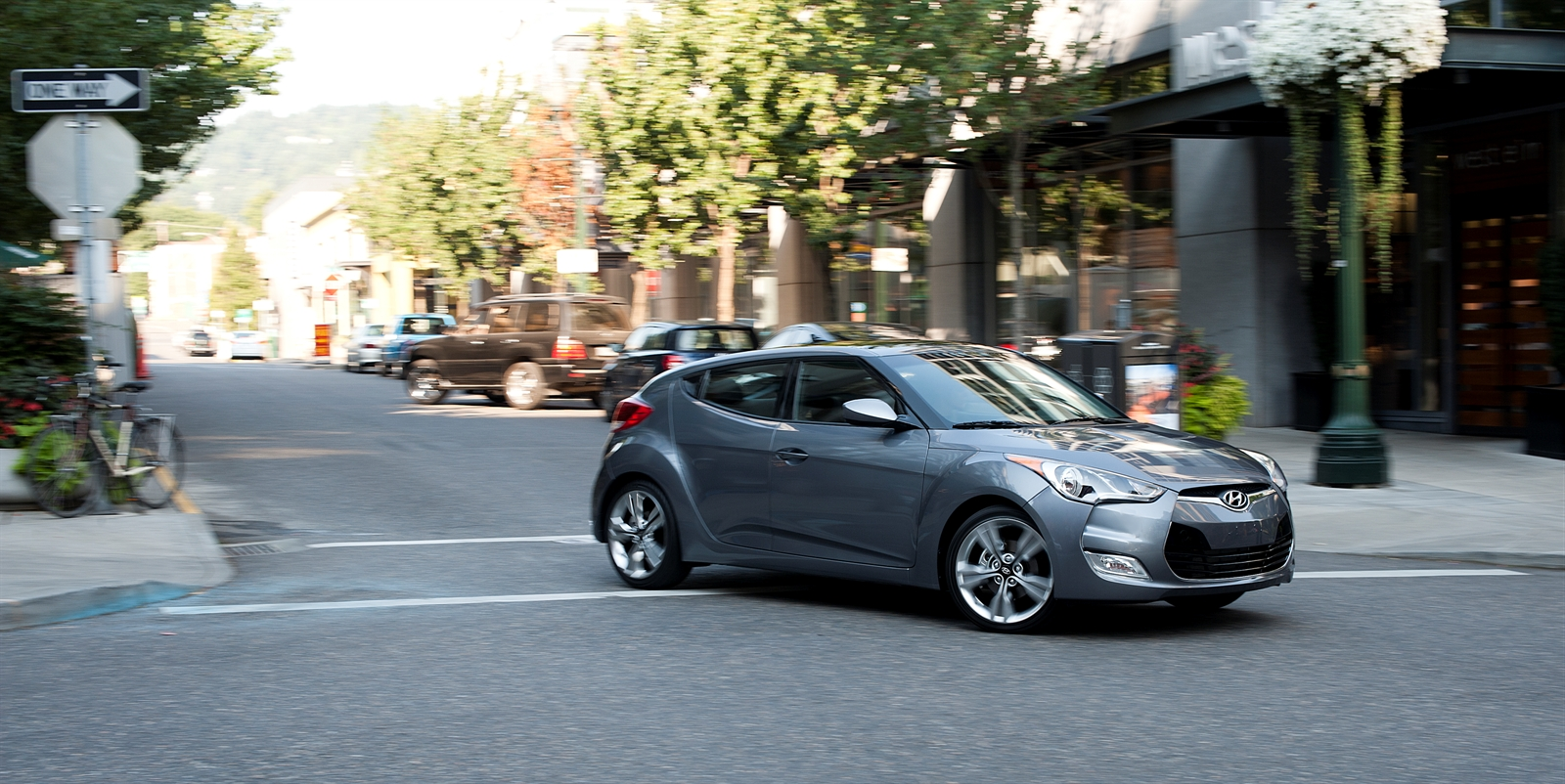 2013 Hyundai Veloster | Top Speed