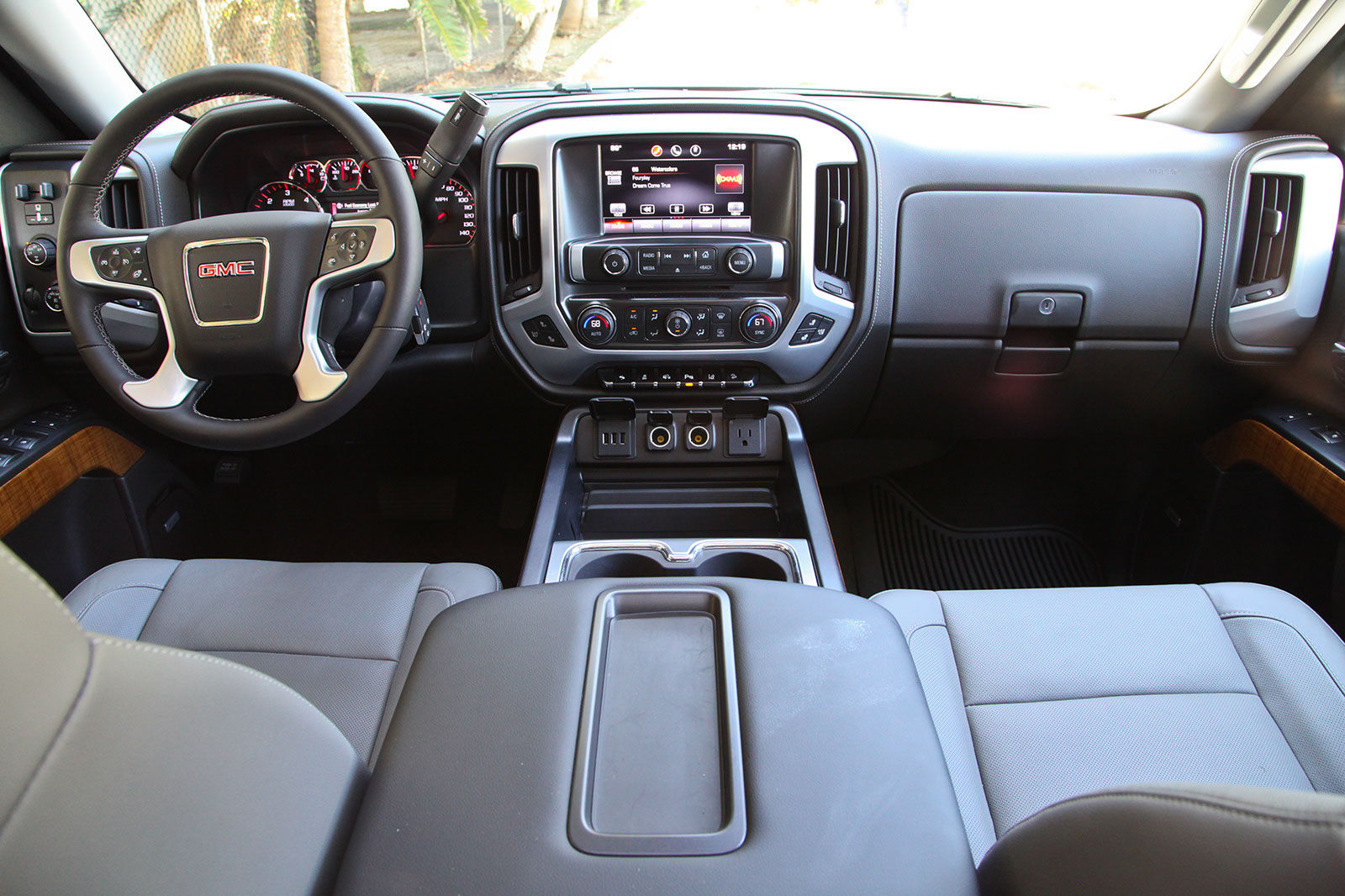 Captivating 2014 GMC Sierra 1500 | Top Speed. » Design