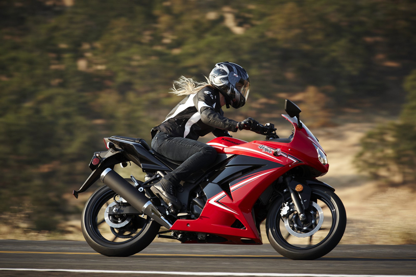 2014 Kawasaki Ninja 250R | Top Speed