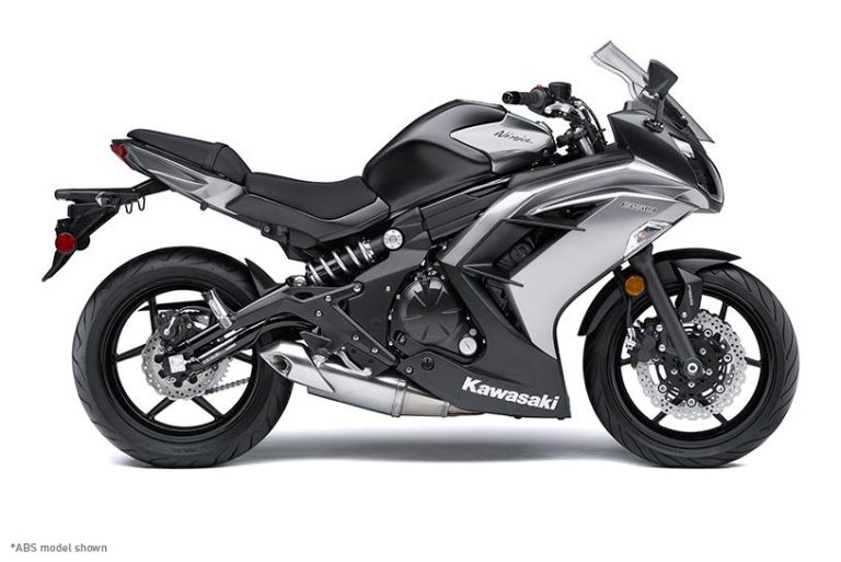 2014 Kawasaki Ninja 650 Top Speed