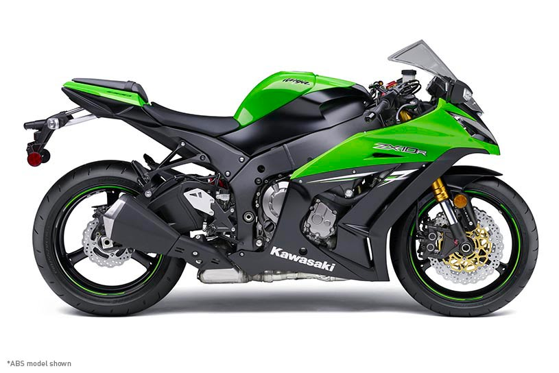 2014 Kawasaki Ninja Zx 10r Top Speed