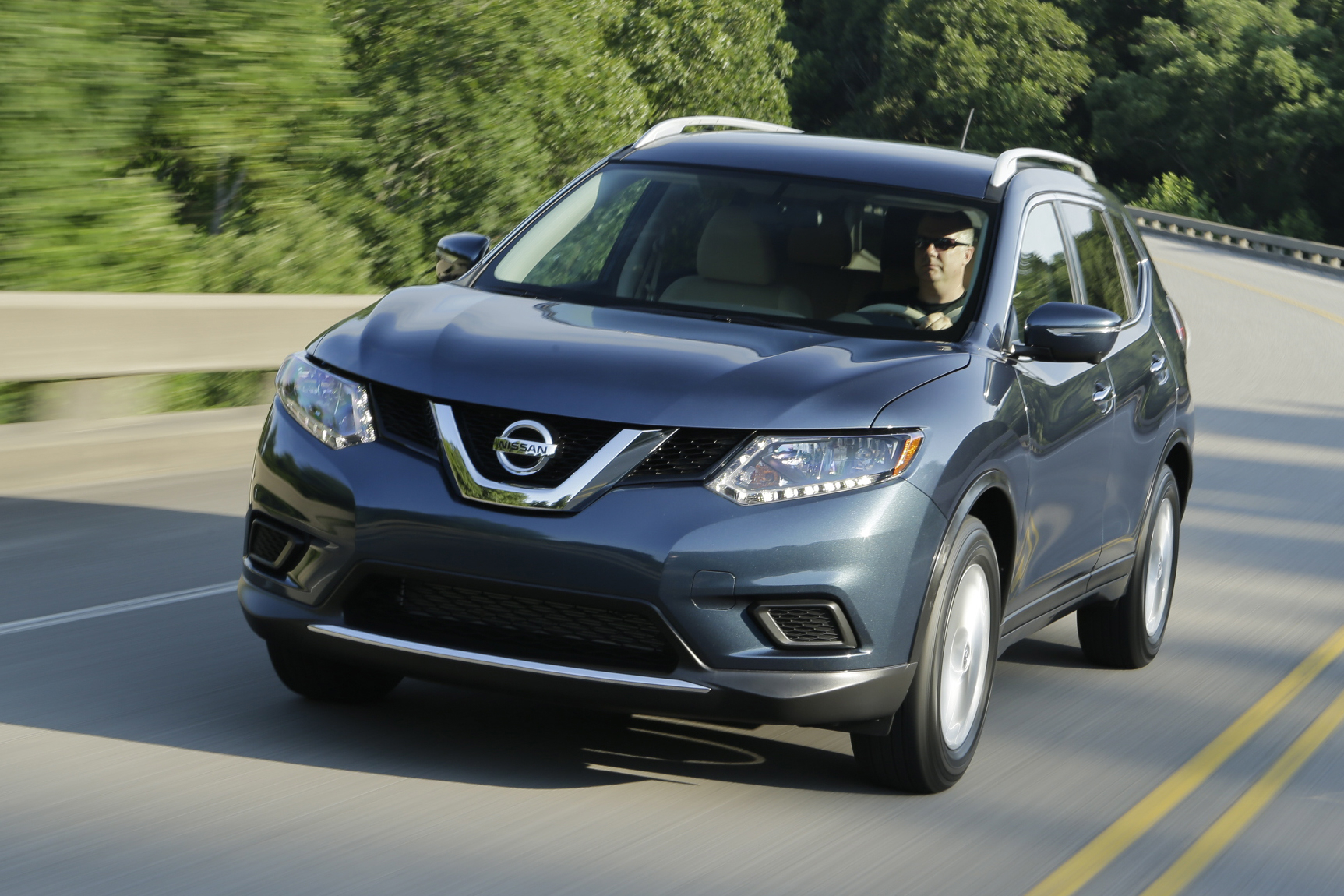2014 Nissan Rogue | Top Speed. »