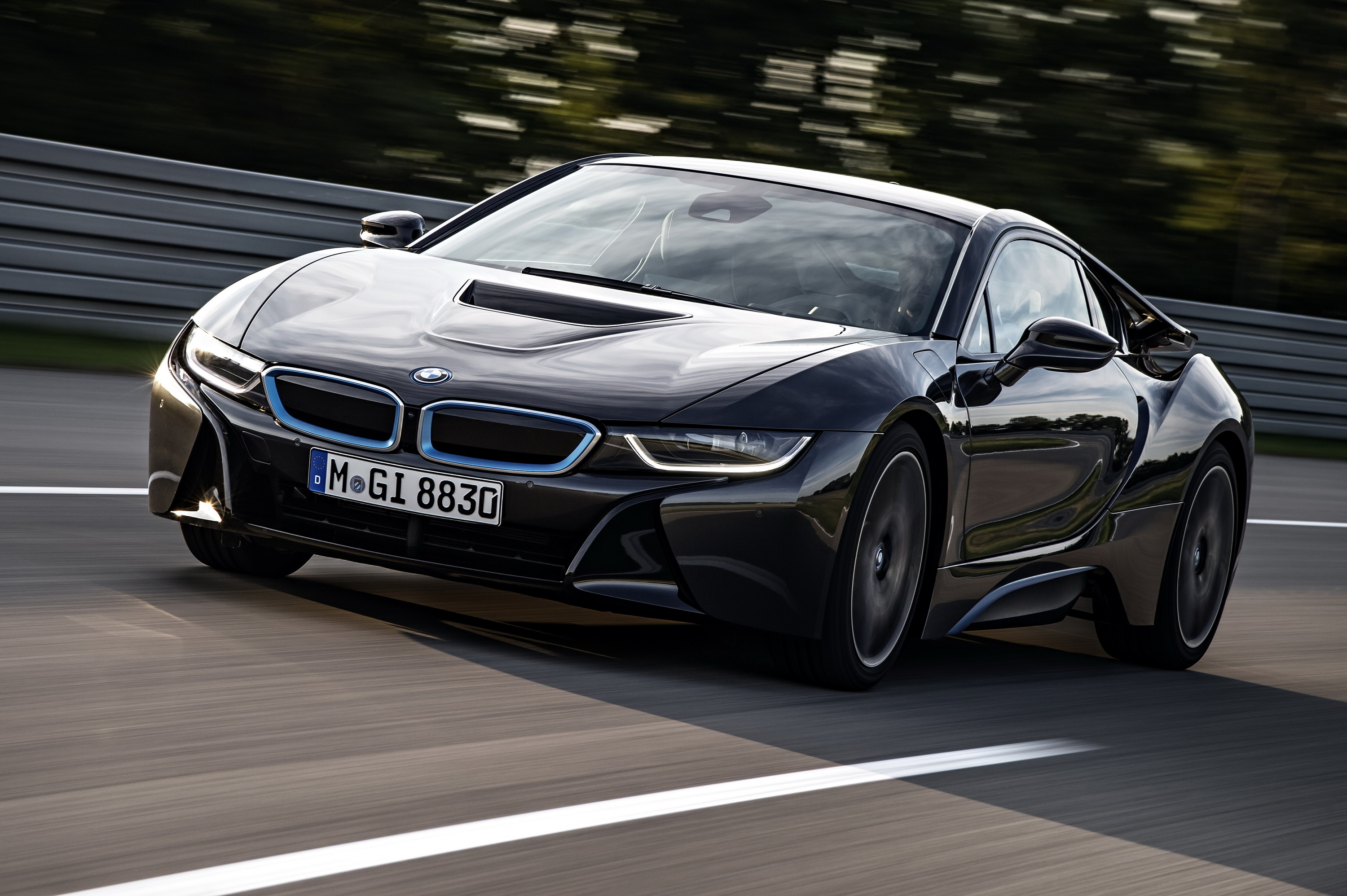 Charming 2015 BMW I8 Review   Top Speed. »