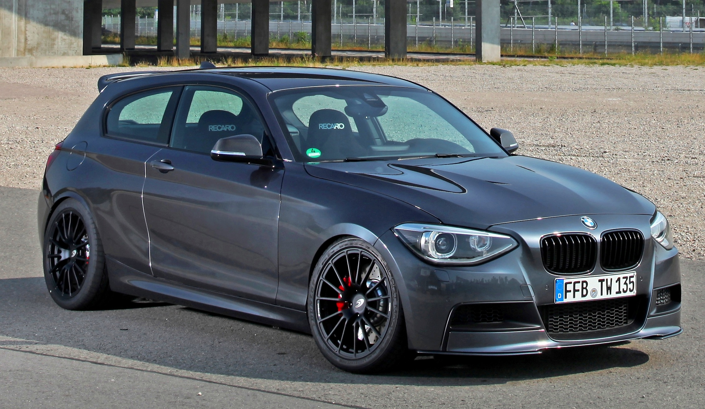 2013 bmw m135i by tuningwerk review top speed. Black Bedroom Furniture Sets. Home Design Ideas