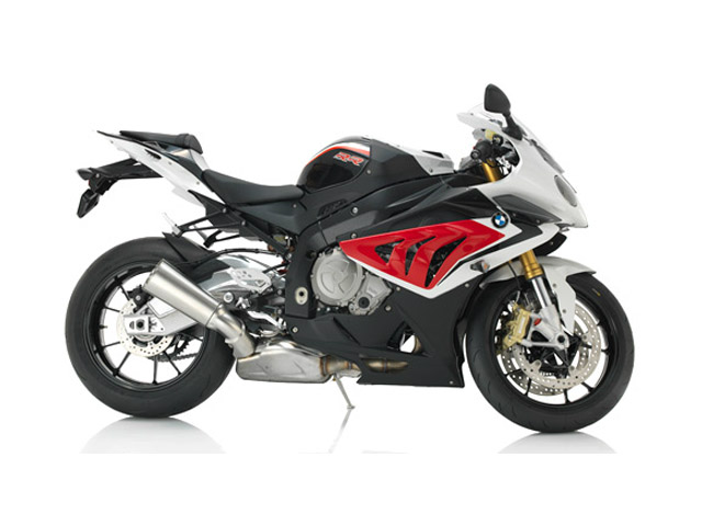 2014 BMW S 1000 RR | Top Speed