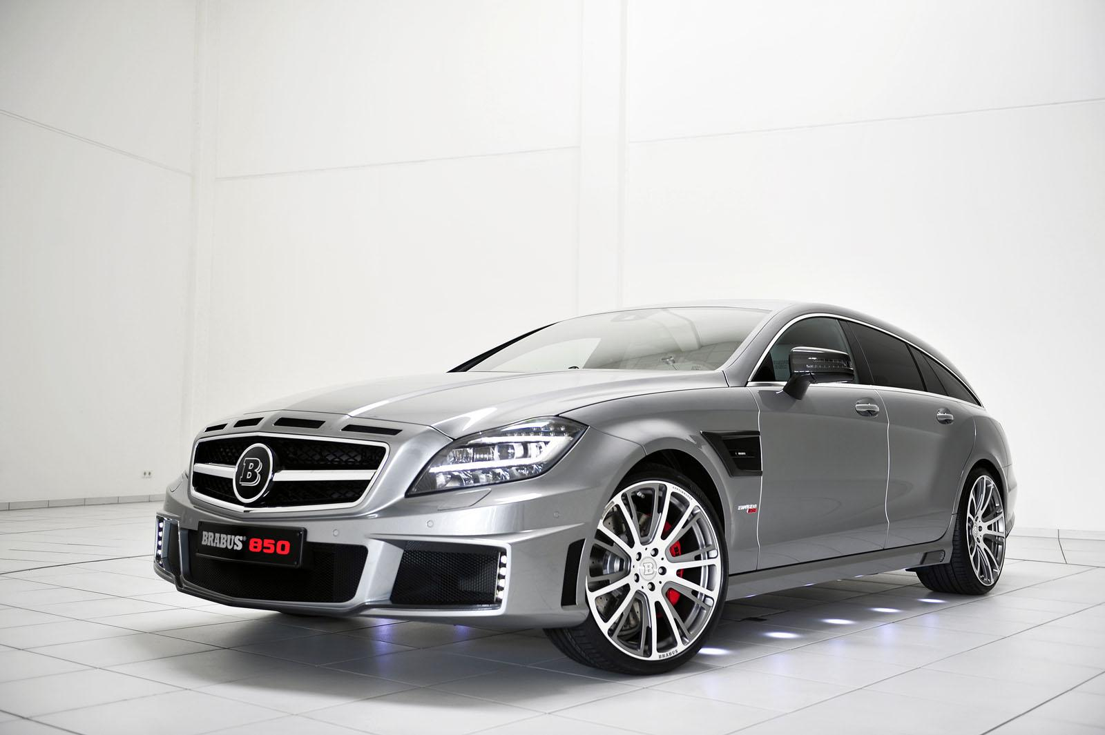 2013 Mercedes Benz Cls 63 Amg 4matic Shooting Brake 850 Biturbo By