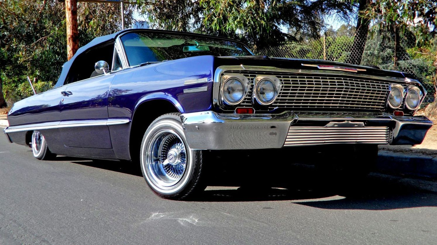 1963 chevrolet impala ss by west coast customs for kobe bryant review top speed. Black Bedroom Furniture Sets. Home Design Ideas