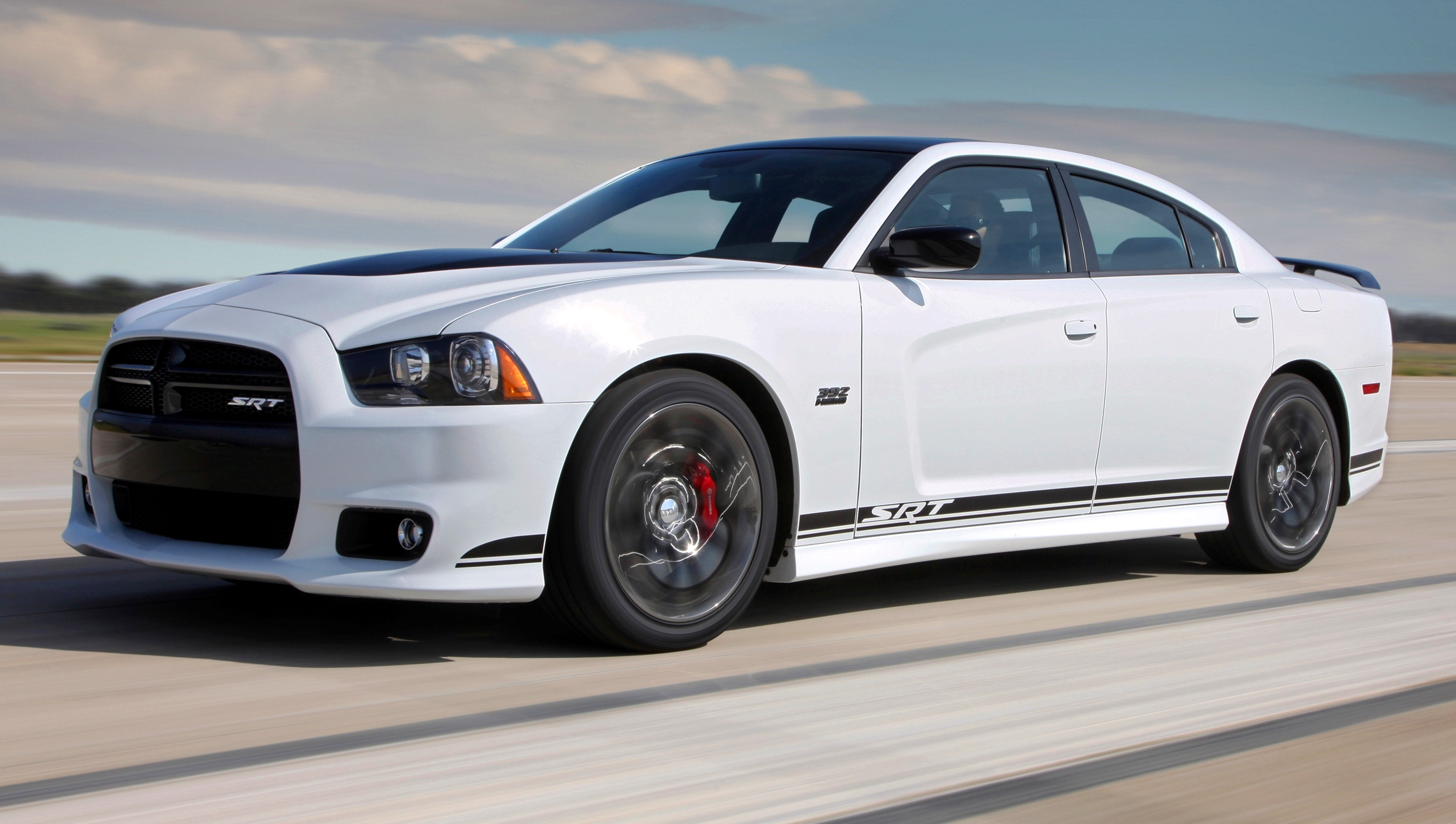 2014 Dodge Charger SRT | Top Sd
