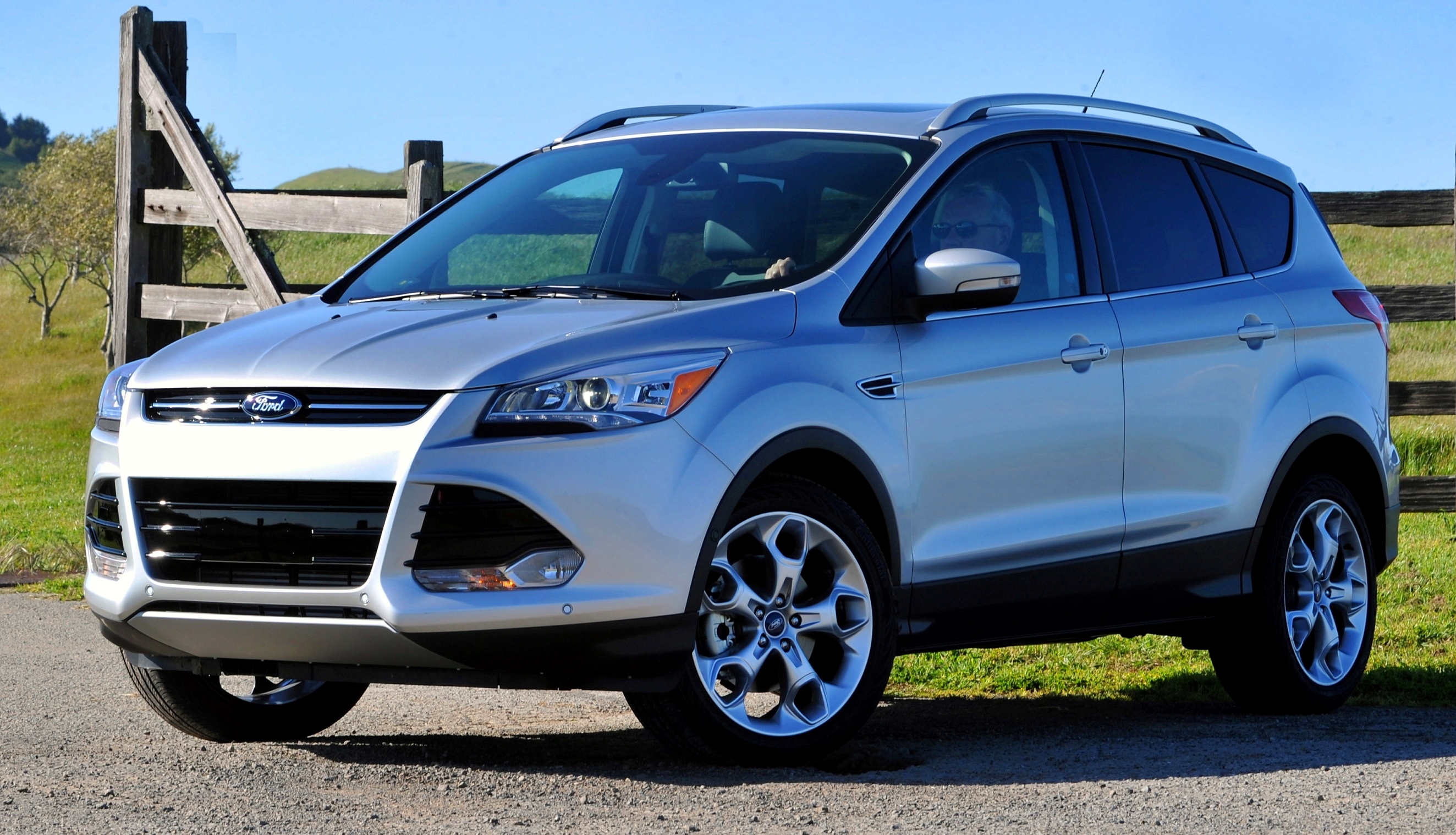 2014 Ford Escape Top Speed