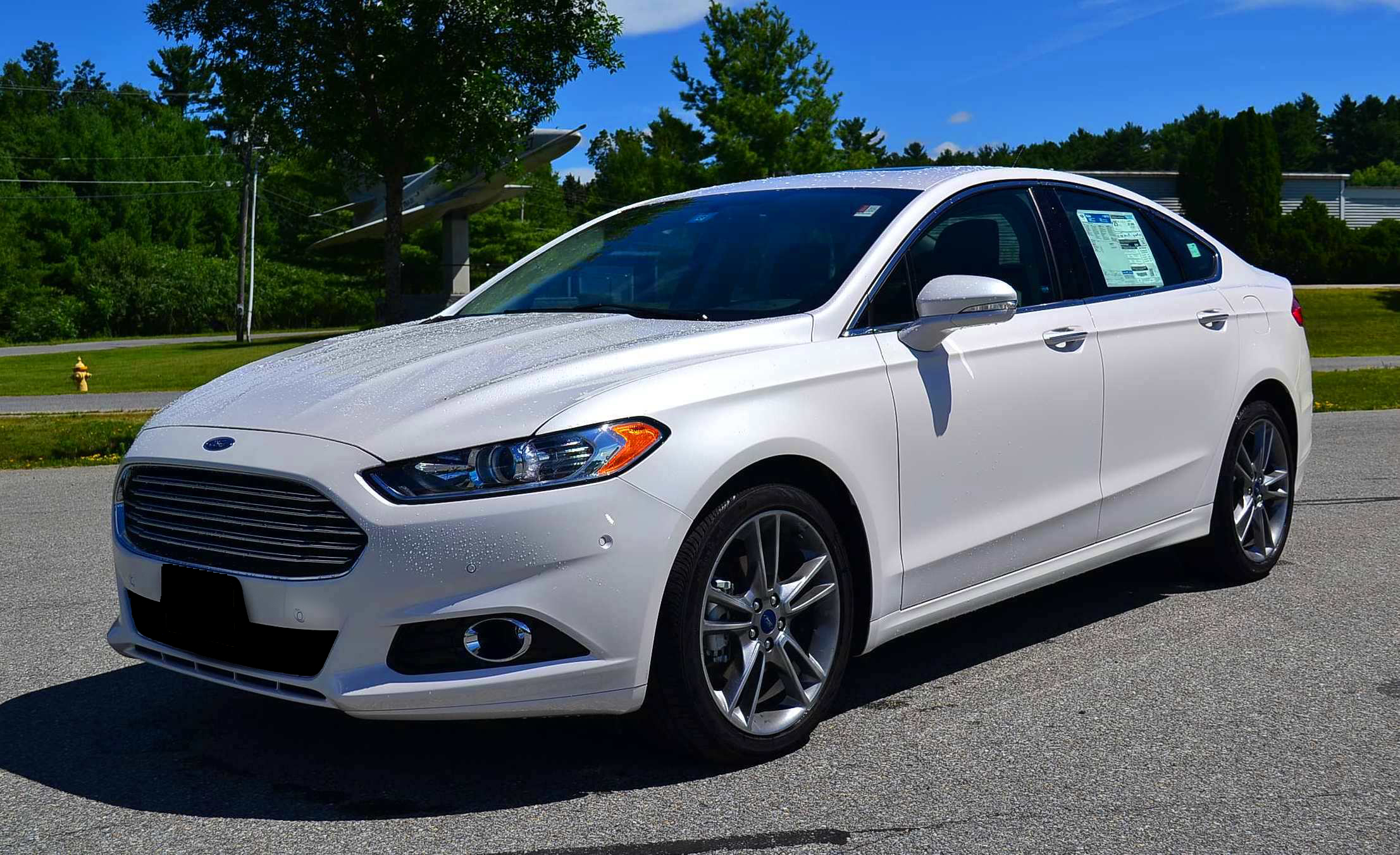 2014 Ford Fusion Tire Size >> 2014 Ford Fusion Review Top Speed