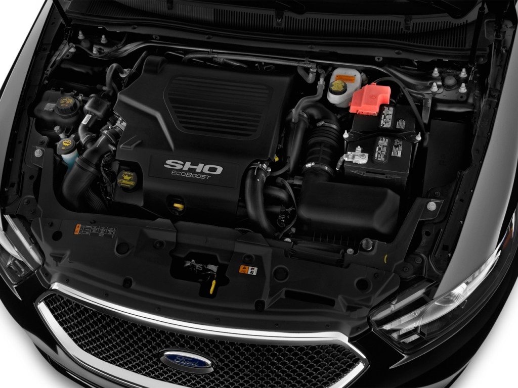 2014 Ford Taurus SHO | Top Speed