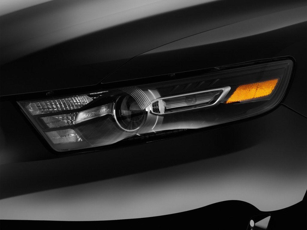2014 Ford Taurus Sho Top Speed