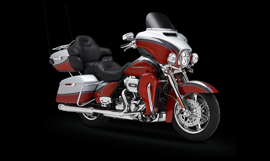 2014 Harley Daivdson CVO Limited Pictures, Photos