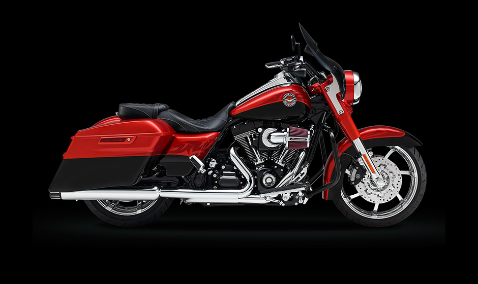 2014 Harley Davidson CVO Road King | Top Speed