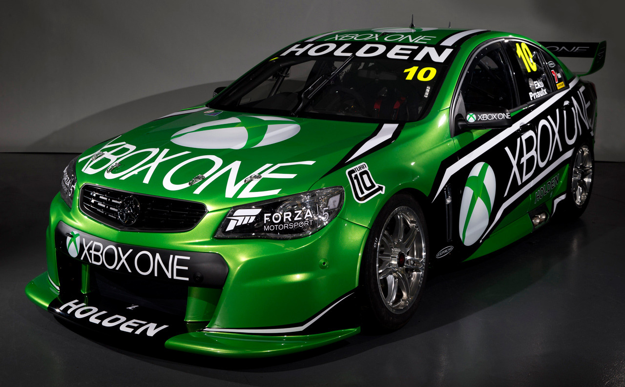 2013 holden vf commodore xbox one racing by triple eight racing